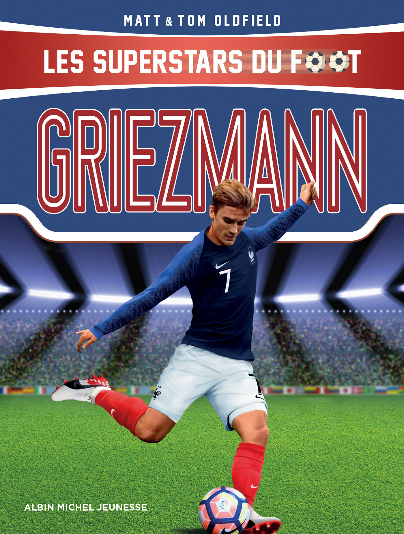 Griezmann | Oldfield, Tom. Auteur
