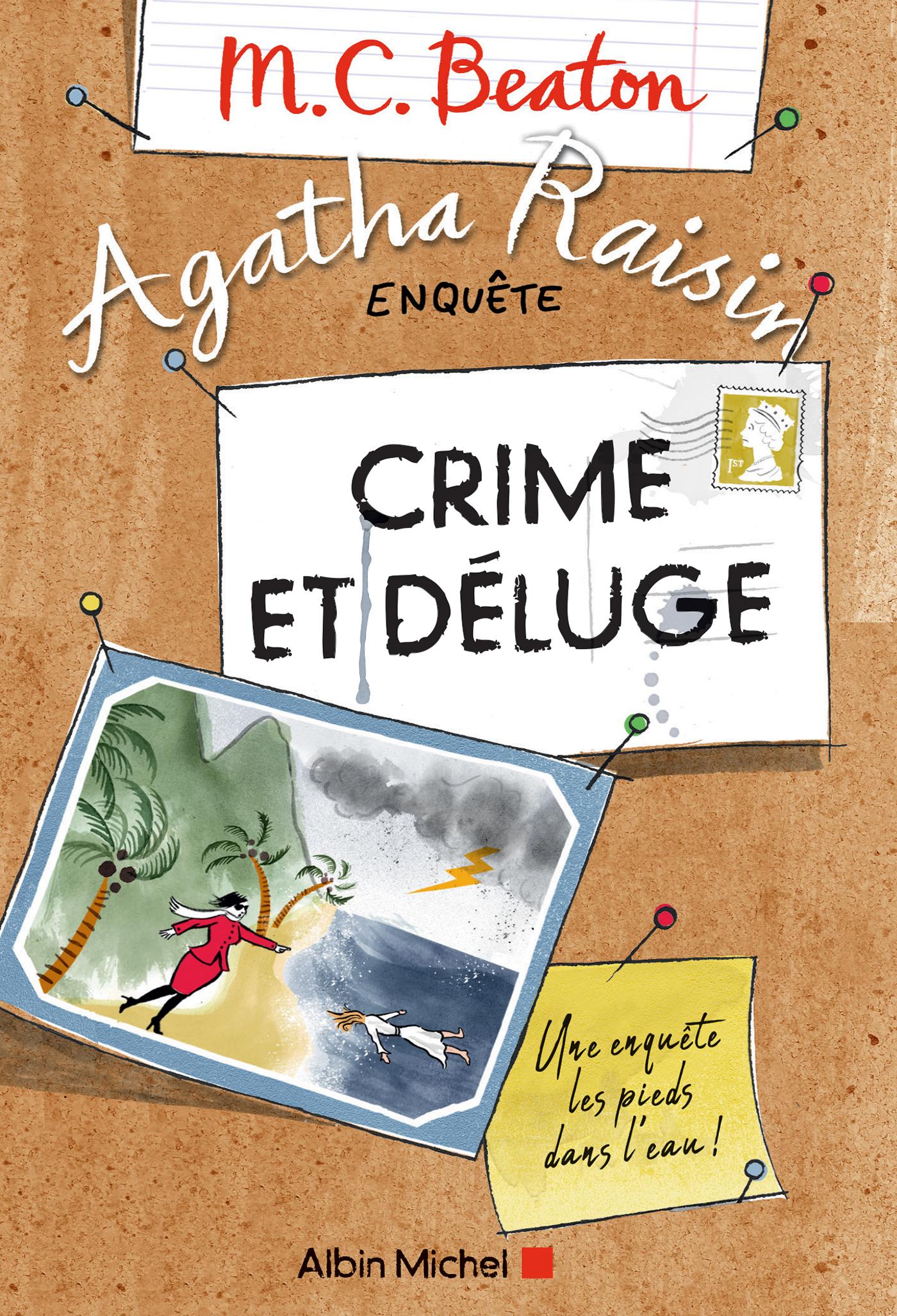 Agatha Raisin enquête 12 - Crime et déluge   Beaton, M. C.. Auteur