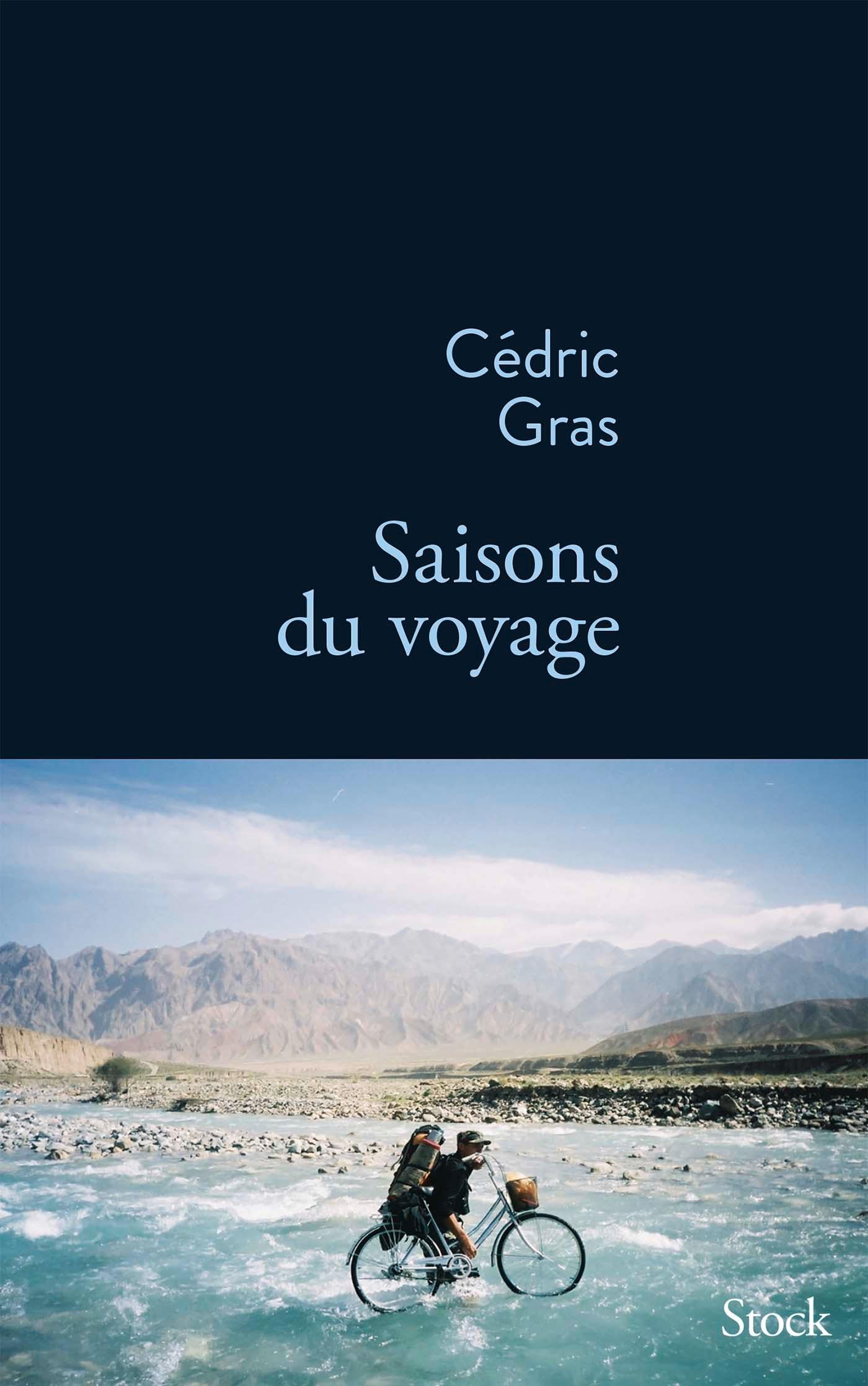 Saisons du voyage | Gras, Cédric. Auteur