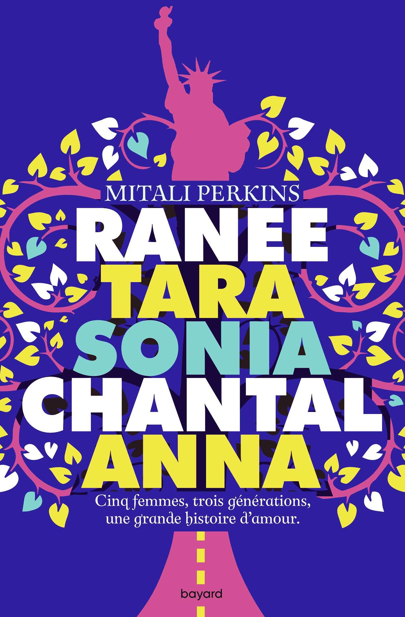 Ranee, Tara, Sonia, Chantal, Anna | Perkins, Mitali. Auteur