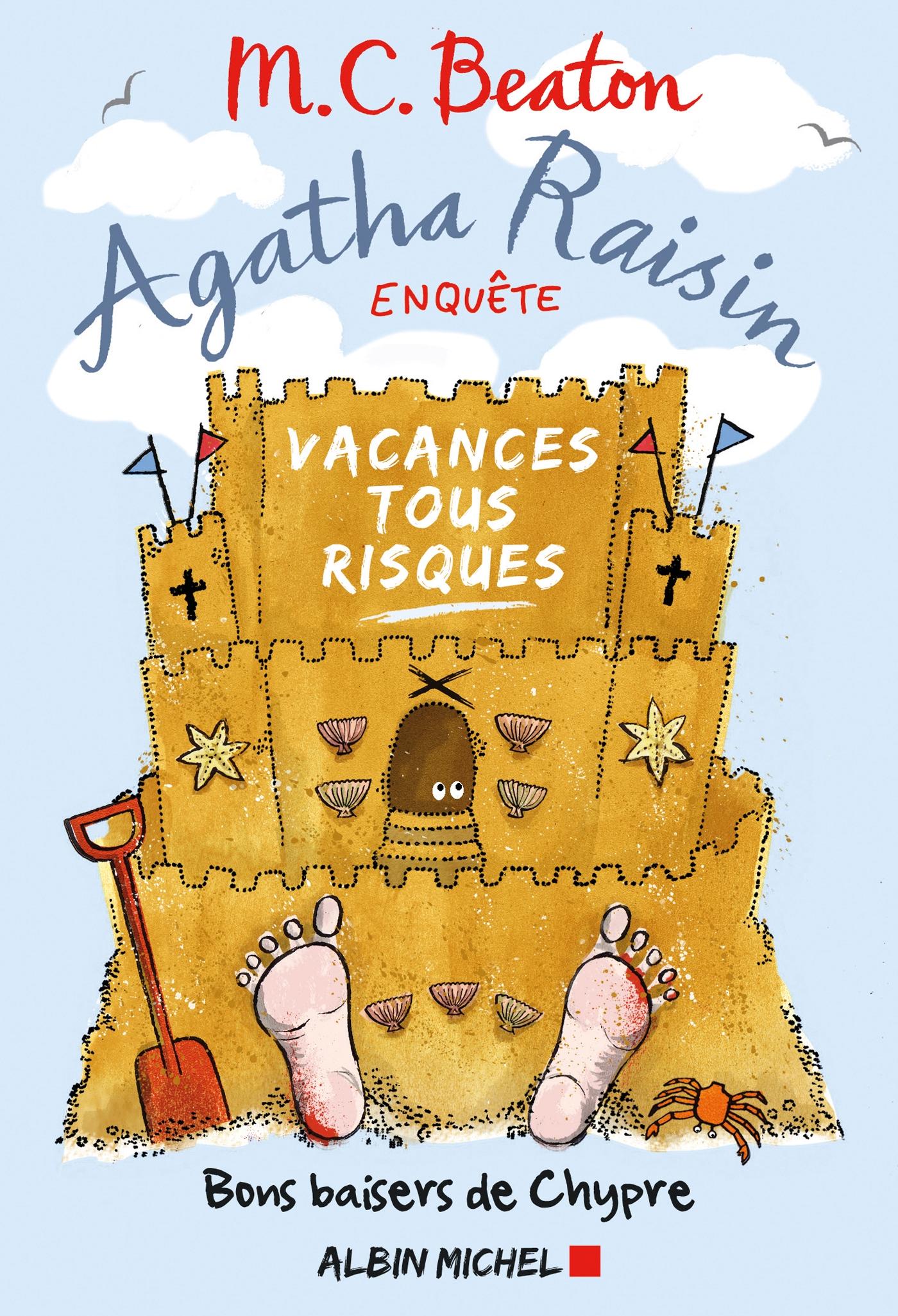 Agatha Raisin enquête 6 - Vacances tous risques |