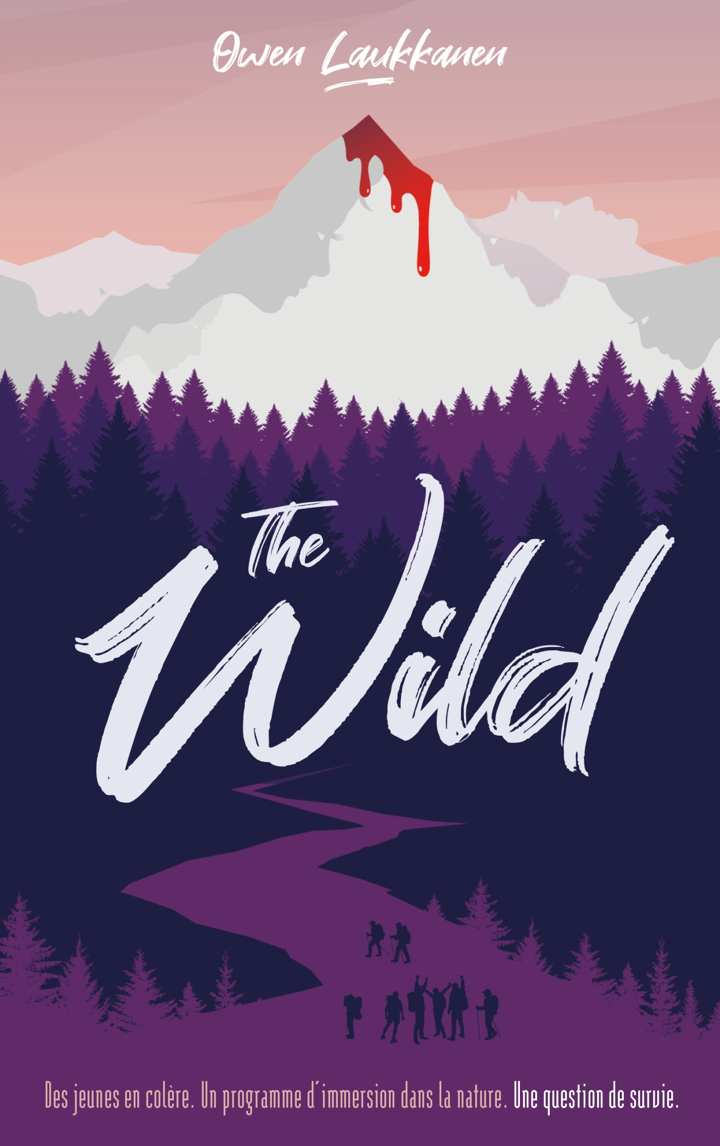 The Wild | Laukkanen, Owen. Auteur