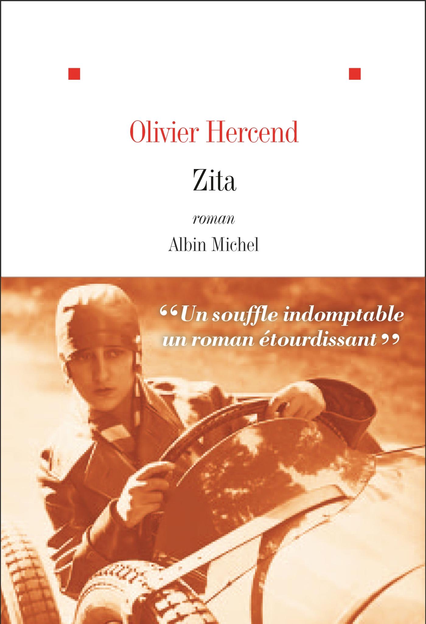Zita | Hercend, Olivier. Auteur