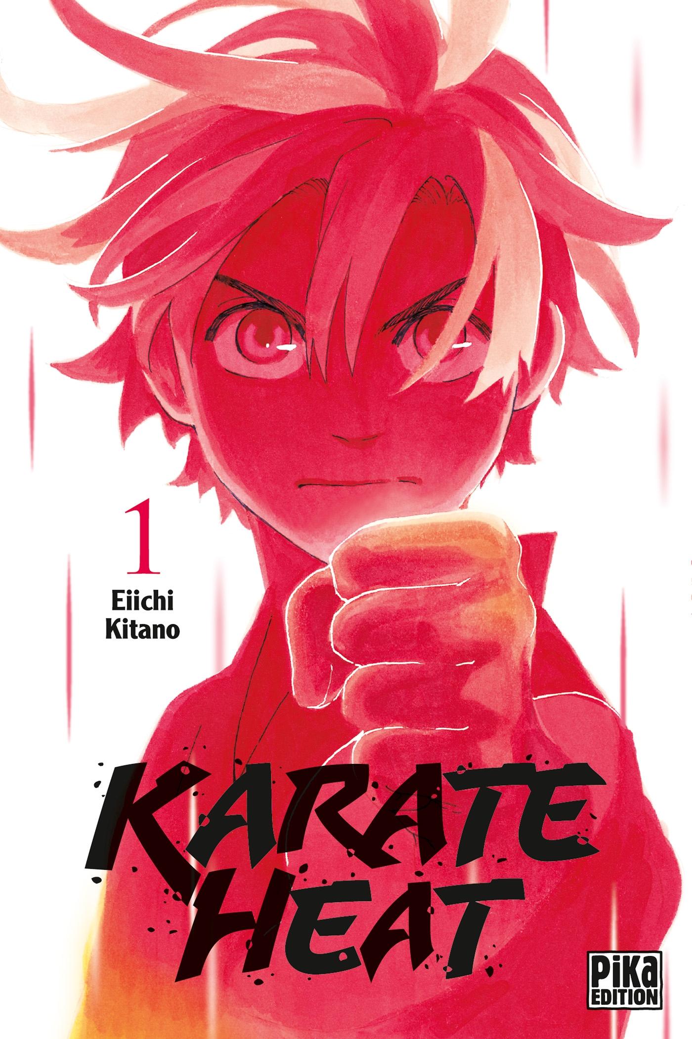 Karate Heat T01 |