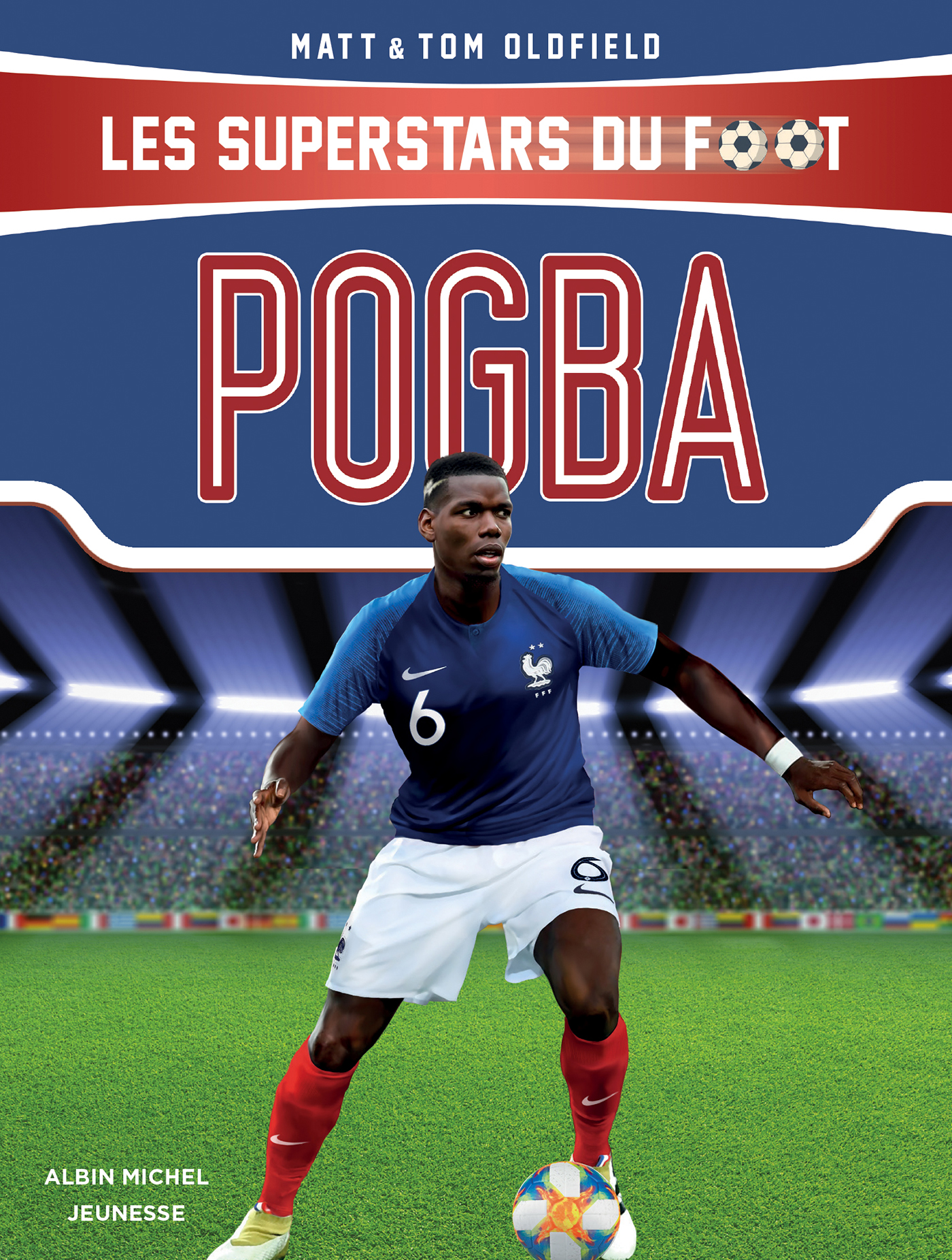 Pogba | Oldfield, Tom. Auteur