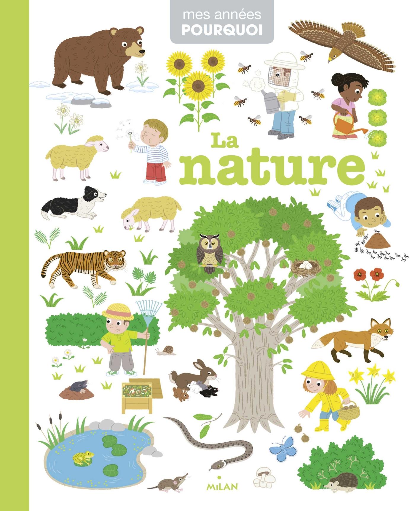 La nature | LABOUCARIE, SANDRA. Auteur