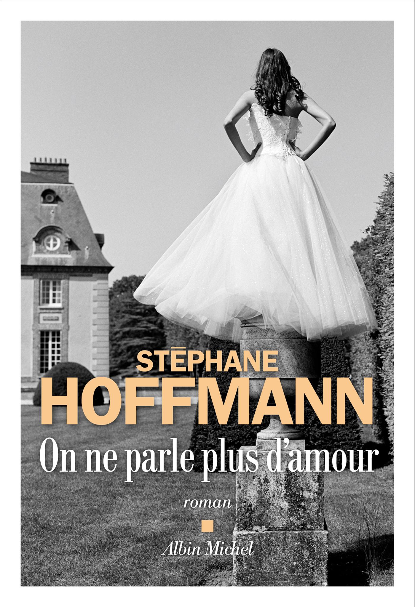 On ne parle plus d'amour | Hoffmann, Stéphane. Auteur
