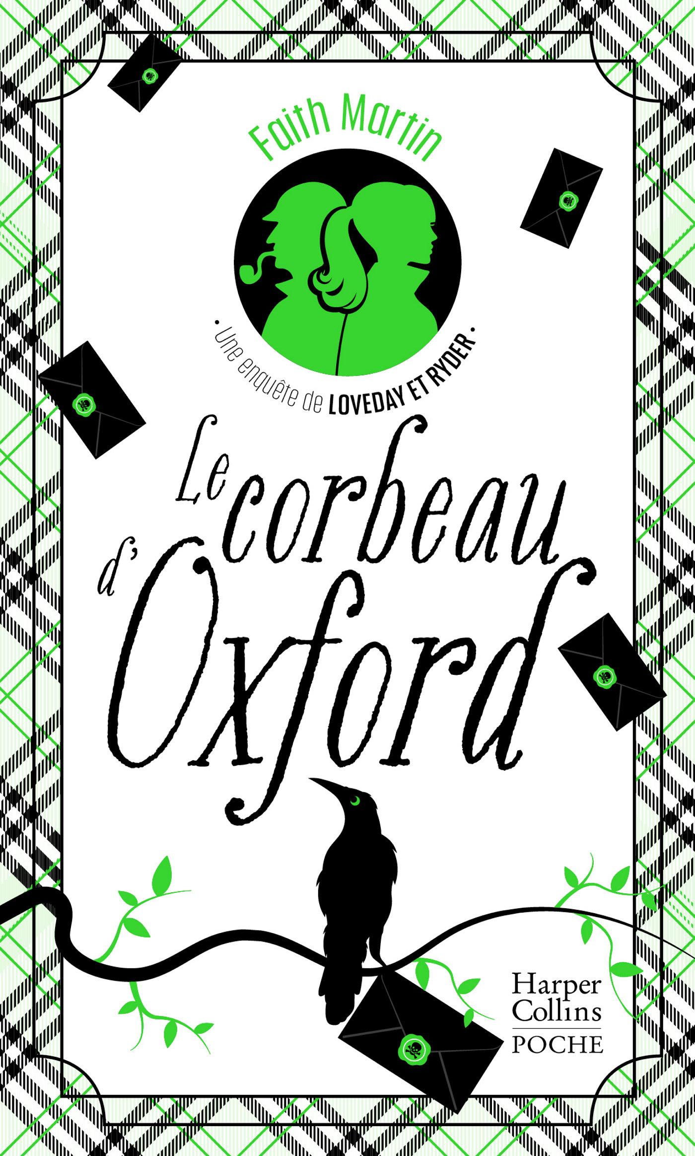Le corbeau d'Oxford | Martin, Faith. Auteur