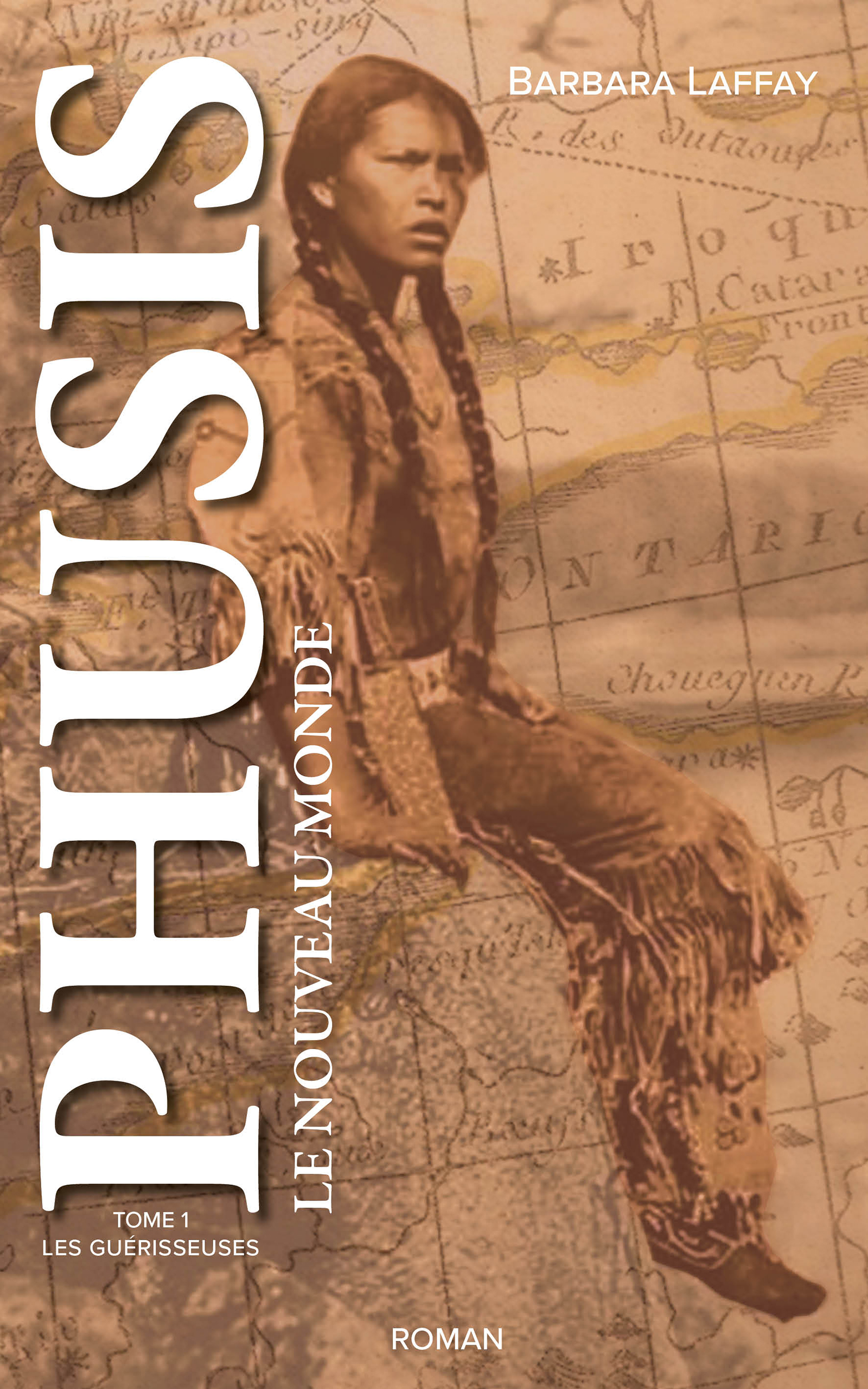Phusis, Le Nouveau Monde - Tome 1 | Laffay, Barbara. Auteur