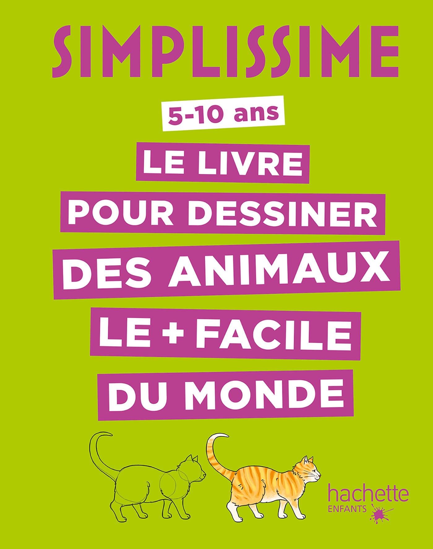 Simplissime - Le livre pour dessiner les animaux le plus facile du monde (TP) | Herzog, Lise. Auteur