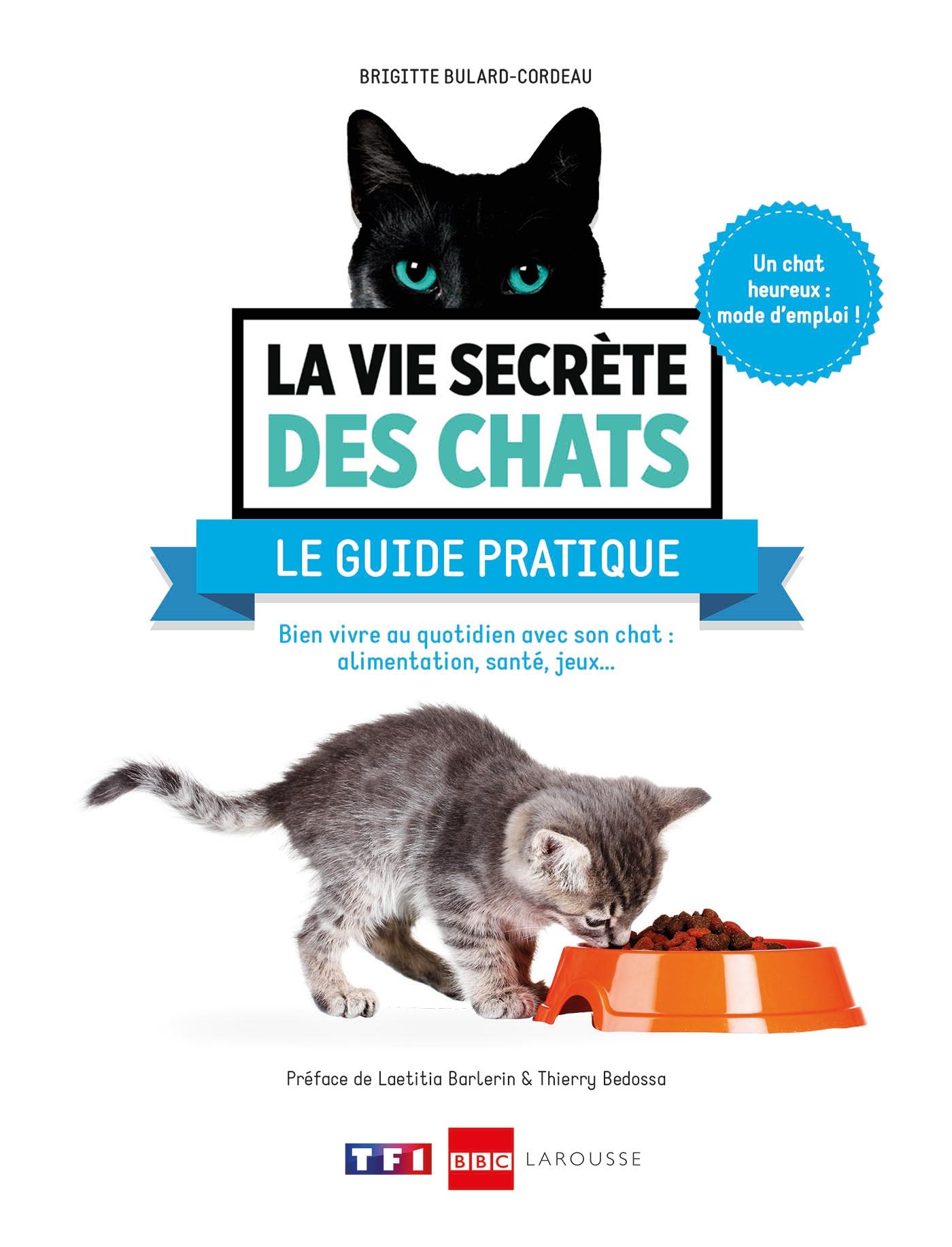 La vie secrète des chats - Le guide pratique | Bulard-Cordeau, Brigitte. Auteur