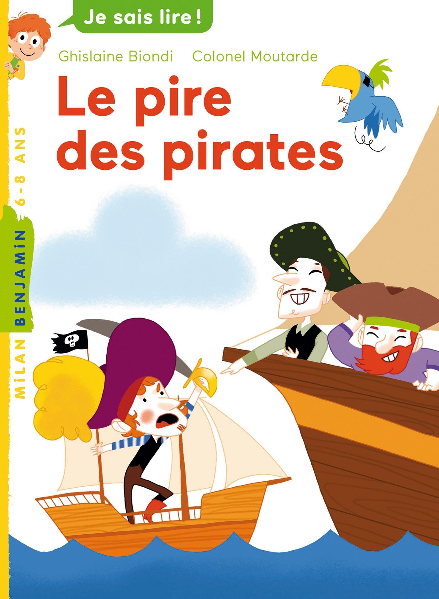 Le pire des pirates | Biondi, Ghislaine. Auteur