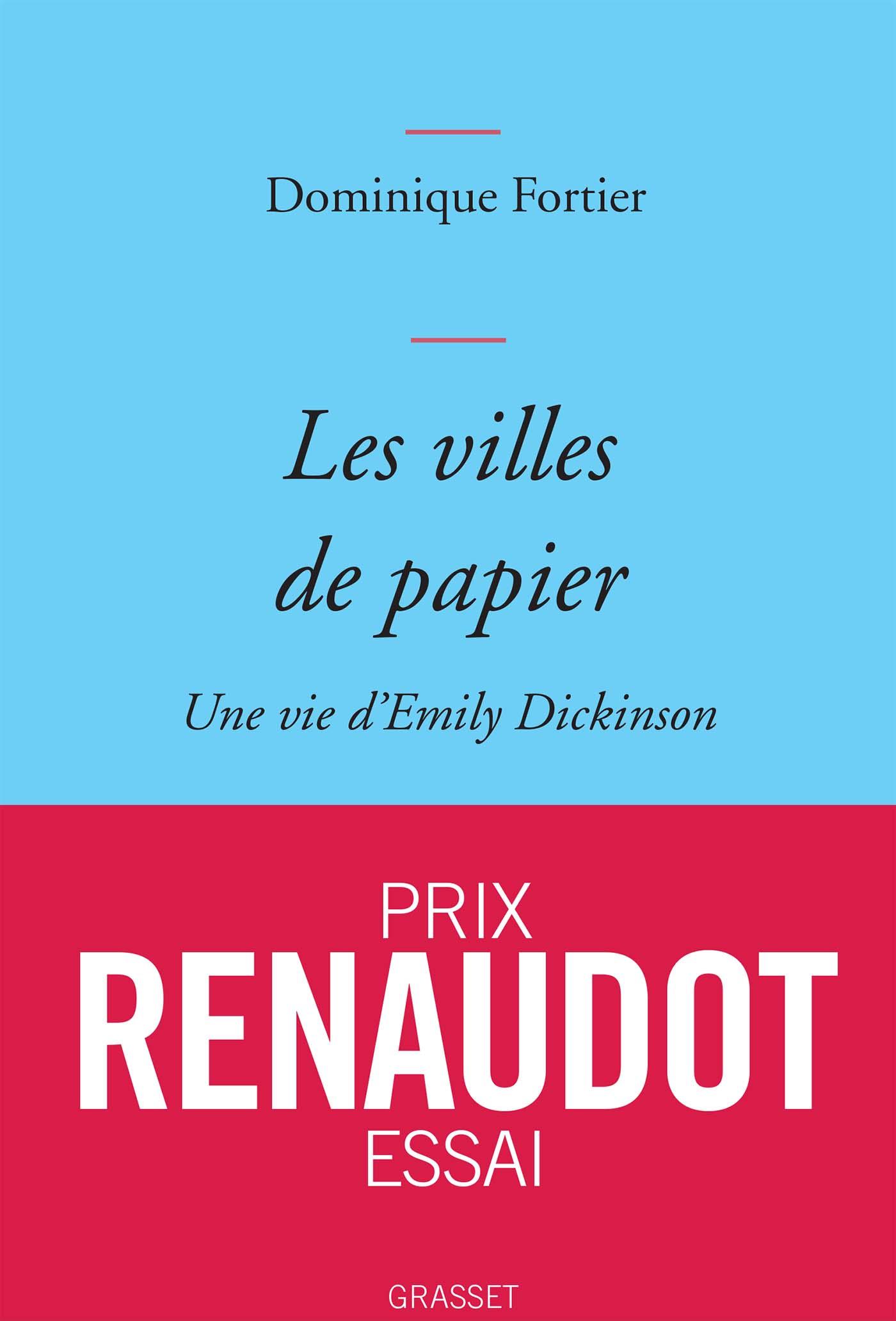 Les villes de papier | Fortier, Dominique. Auteur