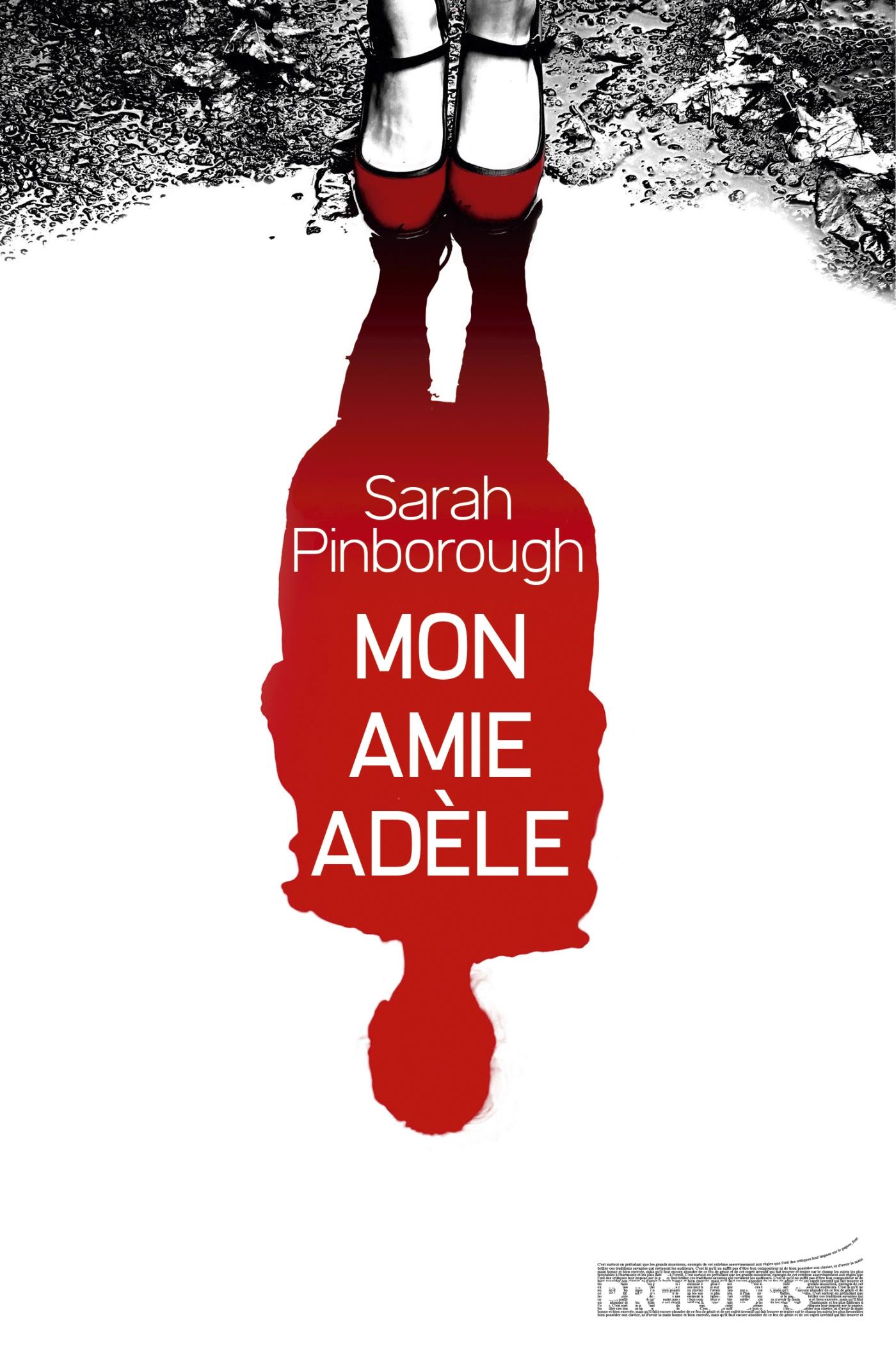 Mon amie Adèle | Pinborough, Sarah. Auteur