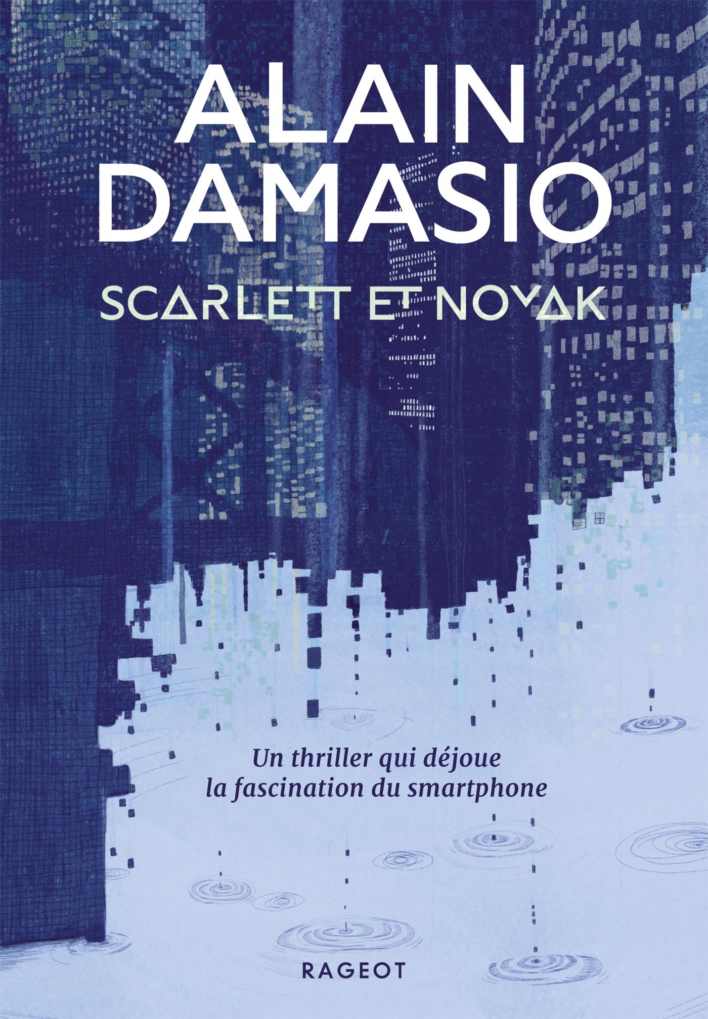 Scarlett et Novak | Damasio, Alain. Auteur