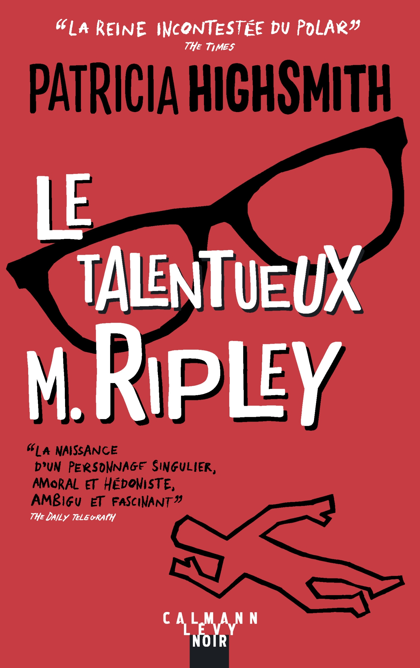 Le talentueux Mr Ripley - Nouvelle édition | Highsmith, Patricia. Auteur