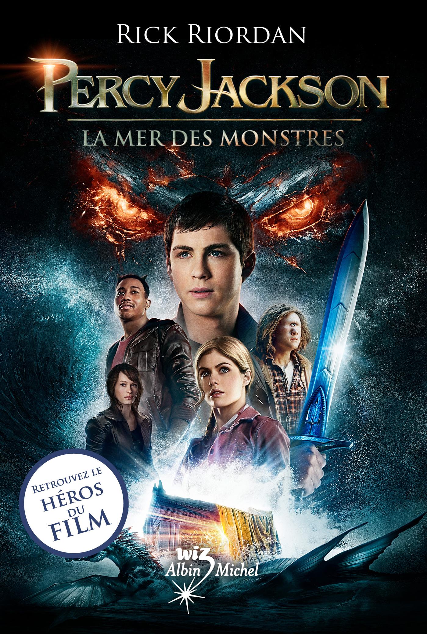La Mer des monstres | Riordan, Rick. Auteur