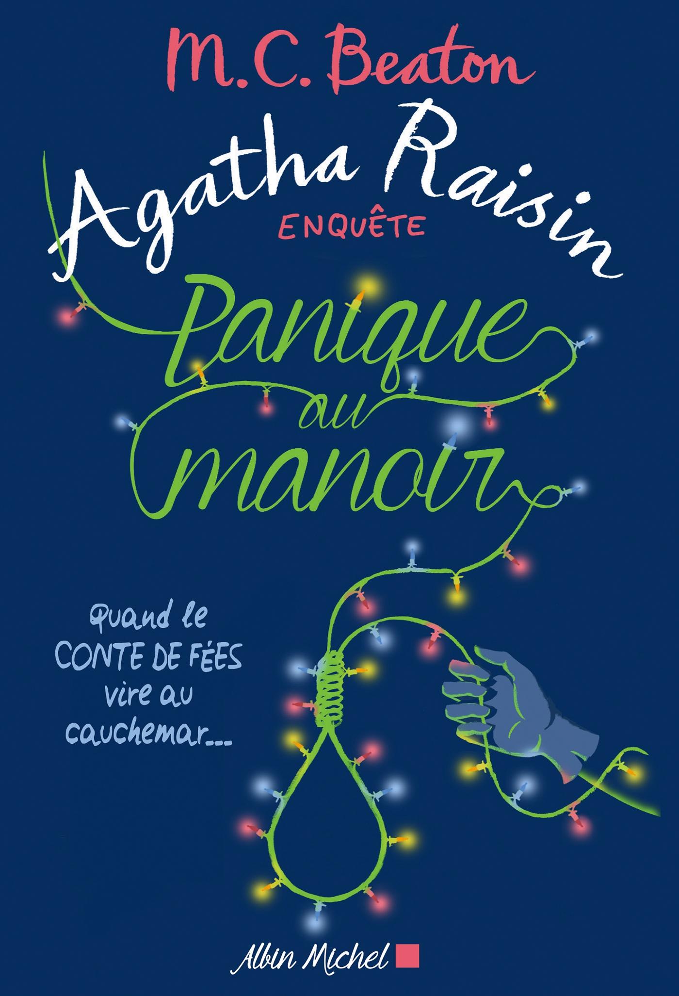 Agatha Raisin enquête 10 - Panique au manoir | Beaton, M. C.. Auteur