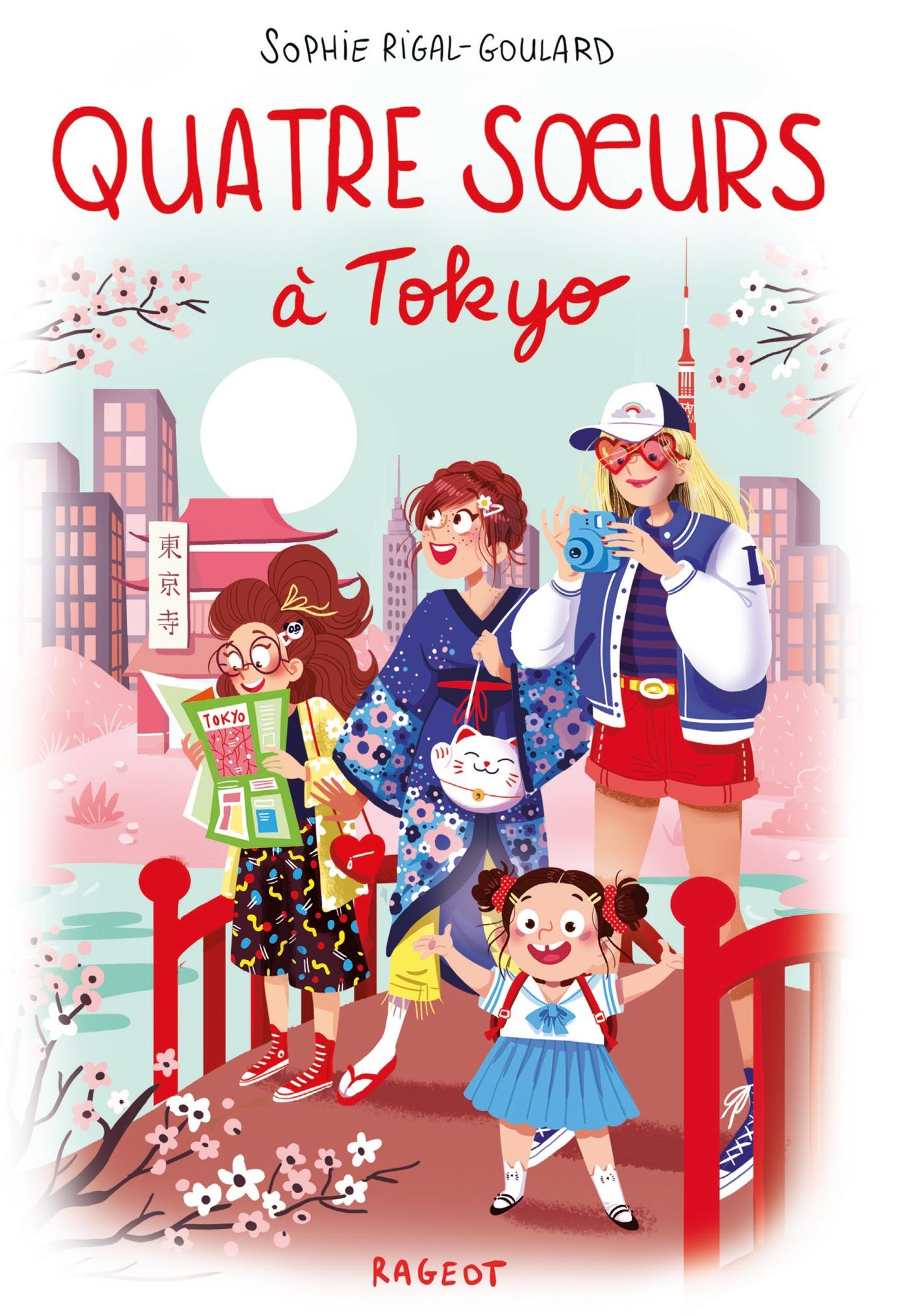 Quatre soeurs à Tokyo |
