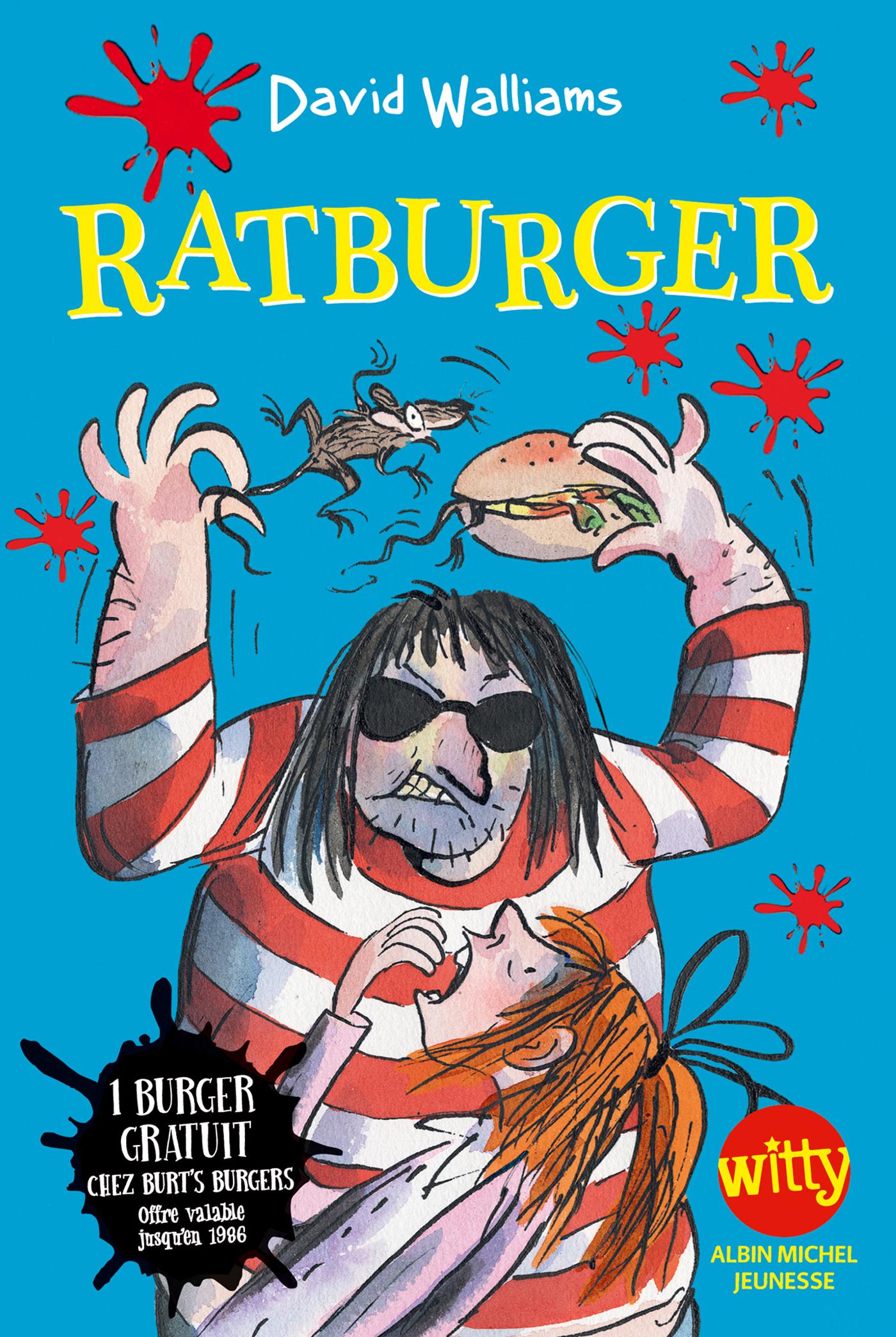 Ratburger | Walliams, David. Auteur