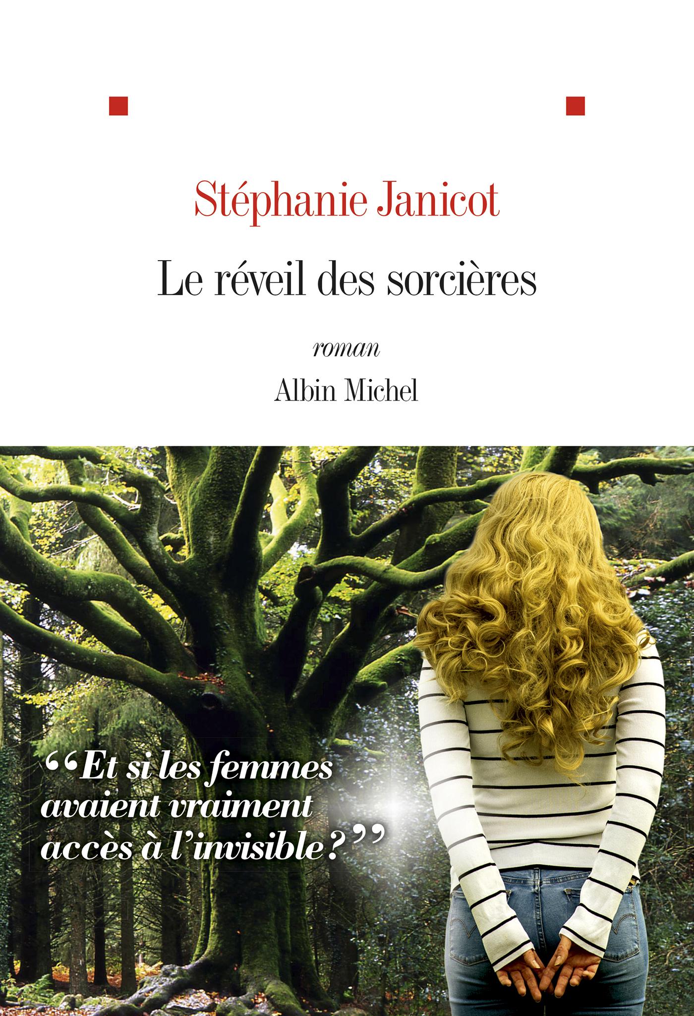 Le Réveil des sorcières | Janicot, Stéphanie. Auteur