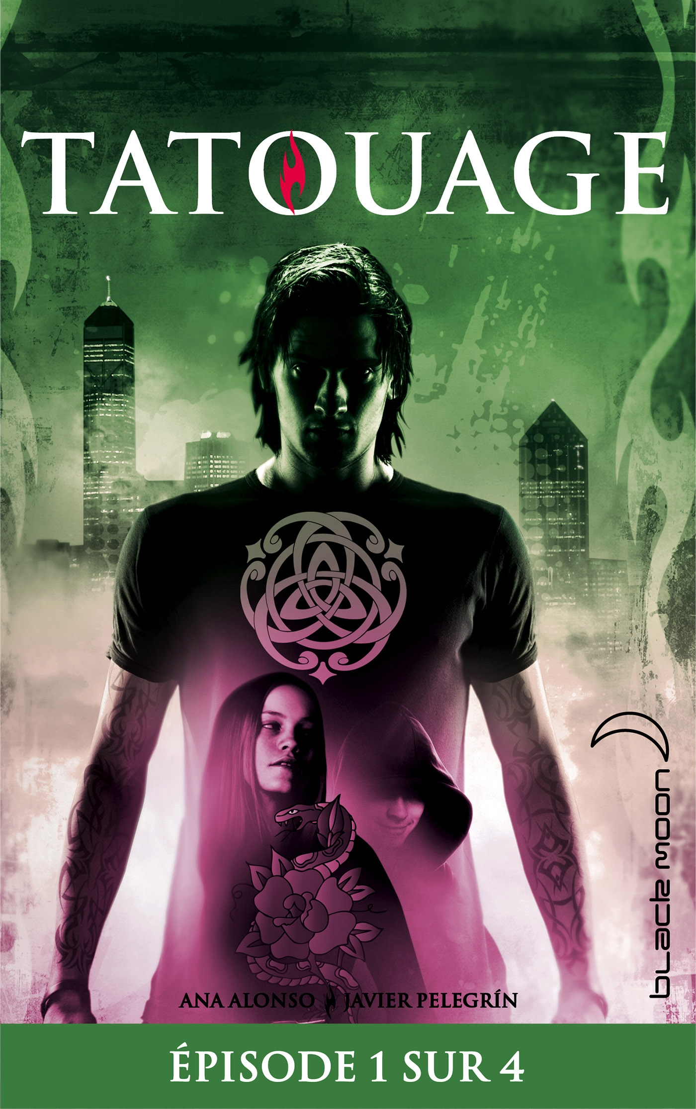Feuilleton Tatouage 1 - Épisode 1 sur 4 | Alonso, Ana. Auteur