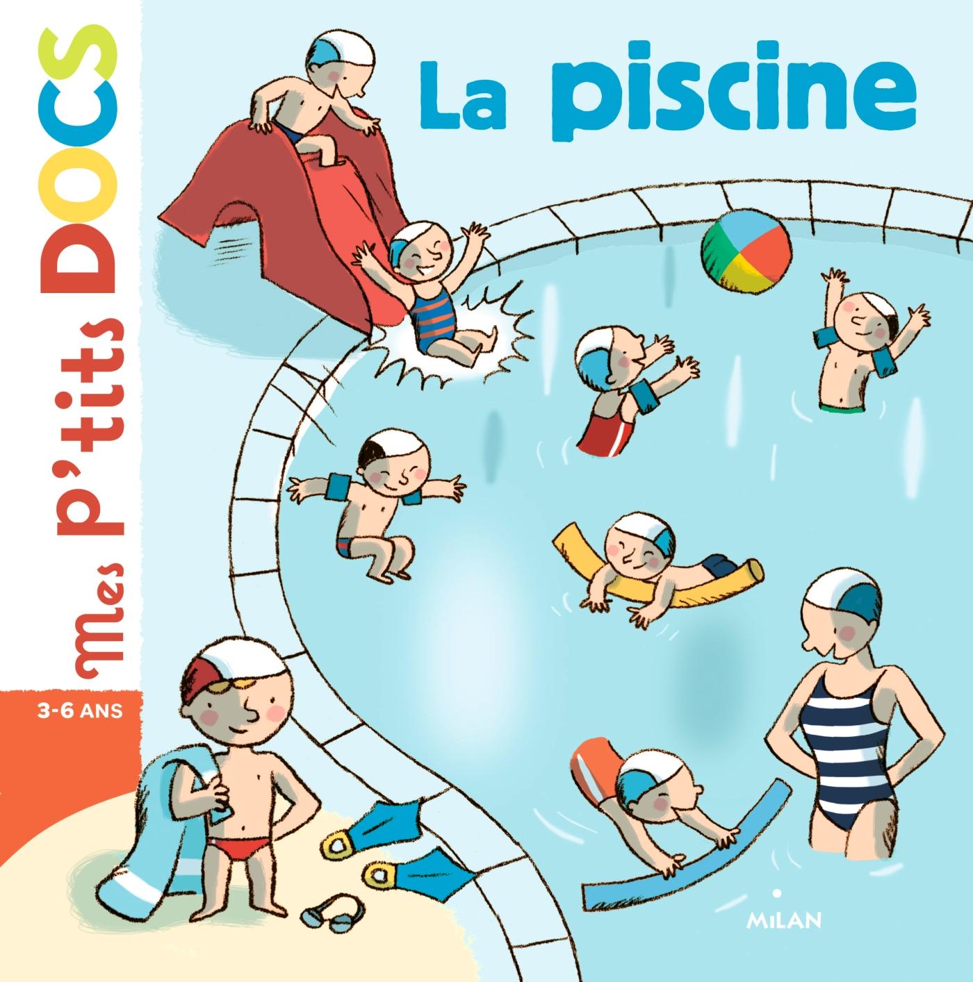 Cover image (La piscine)