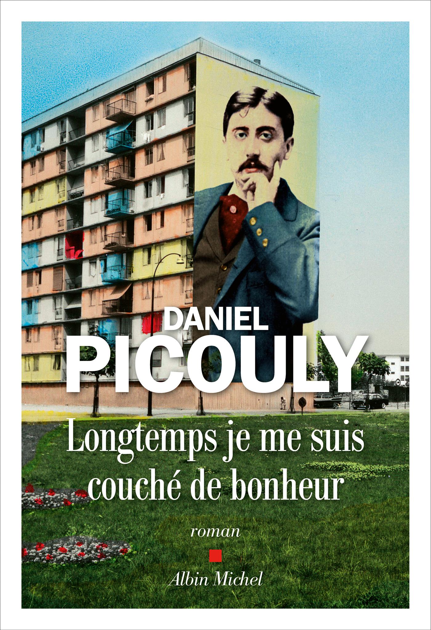Longtemps je me suis couché de bonheur | Picouly, Daniel. Auteur