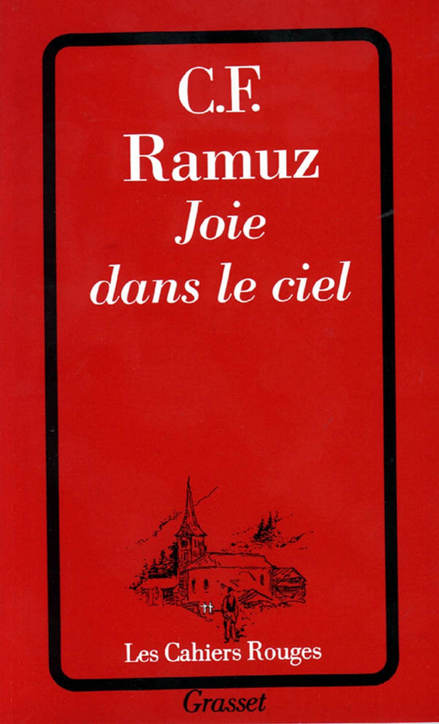 Joie dans le ciel | Ramuz, Charles-Ferdinand. Auteur