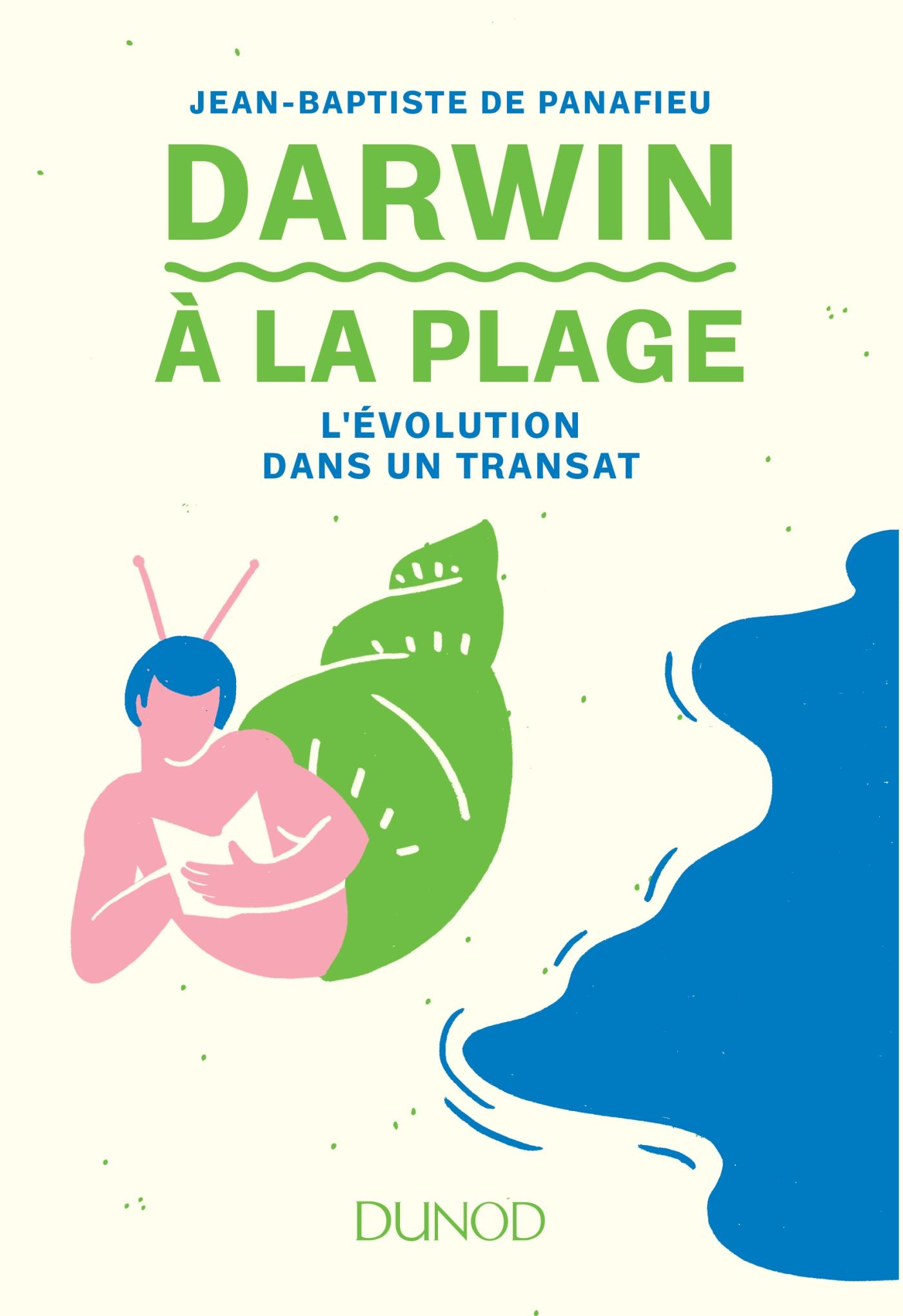Darwin à la plage | de Panafieu, Jean-Baptiste. Auteur