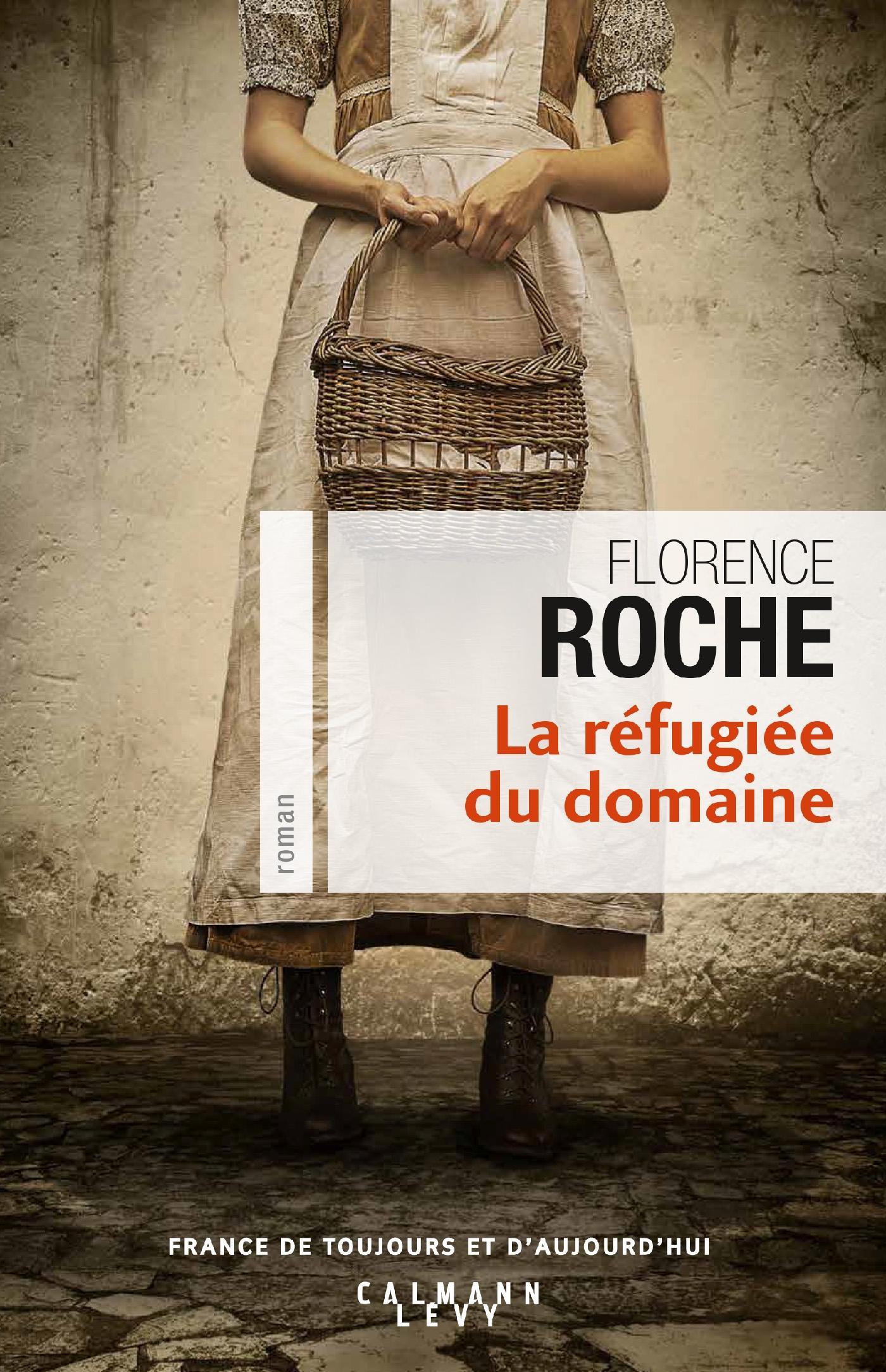 Image de couverture (La Réfugiée du domaine)