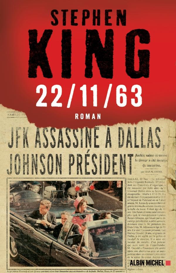 22/11/63 | King, Stephen. Auteur