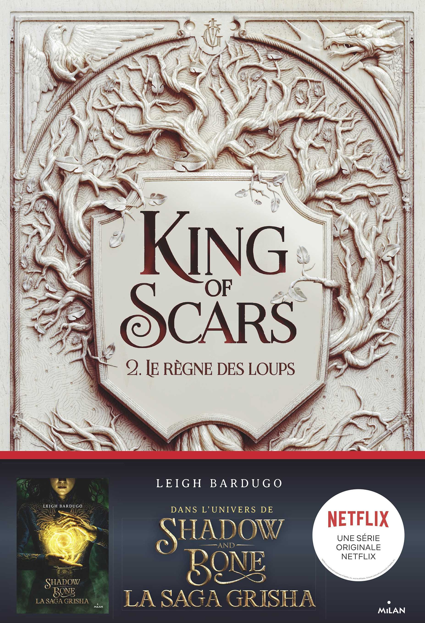 King of Scars, Tome 02 | Bardugo, Leigh. Auteur