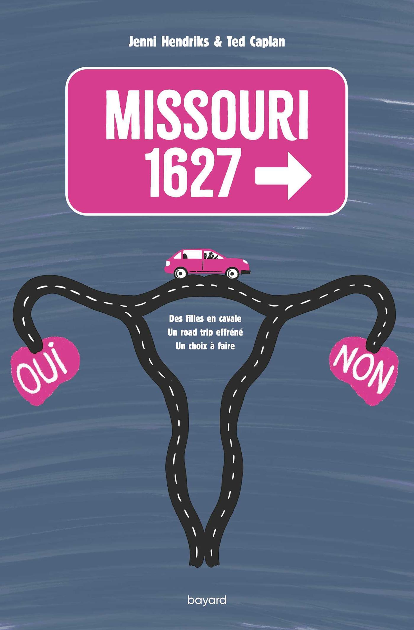 Missouri 1627 | Caplan, Ted. Auteur