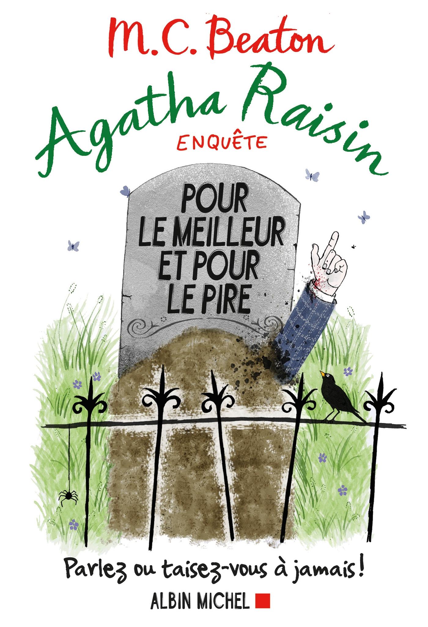 Agatha Raisin enquête 5 - Pour le meilleur et pour le pire |