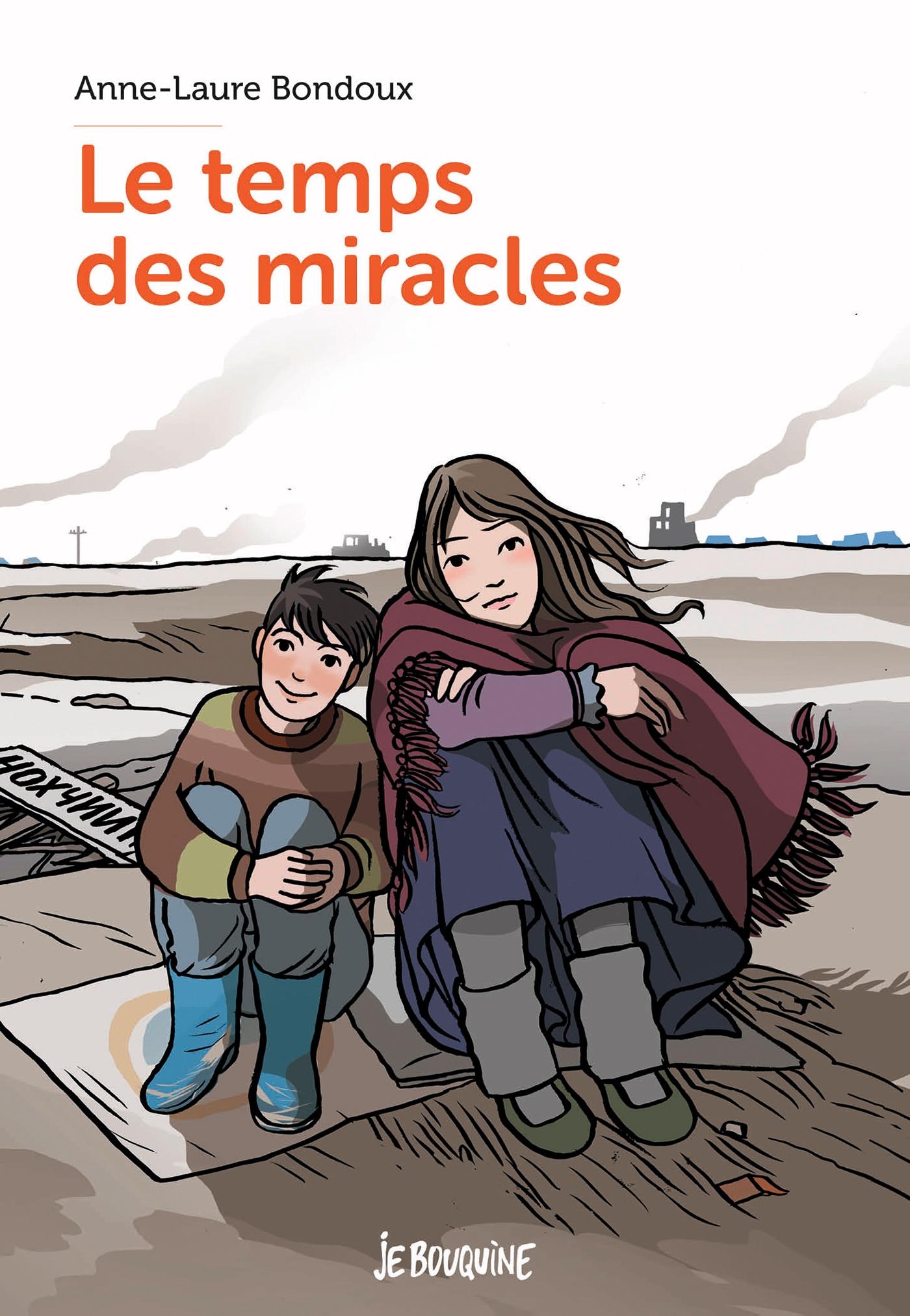Le temps des miracles   Bondoux, Anne-Laure