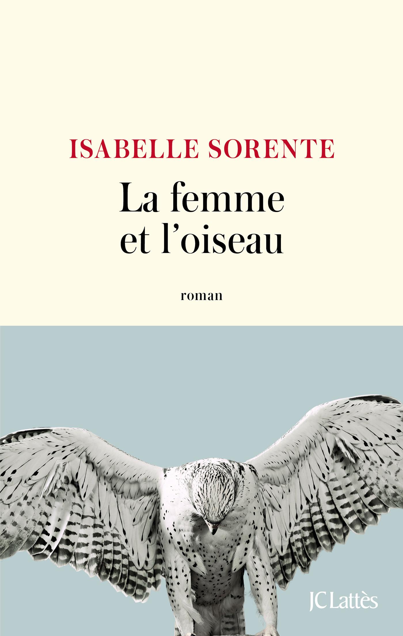 La femme et l'oiseau | Sorente, Isabelle