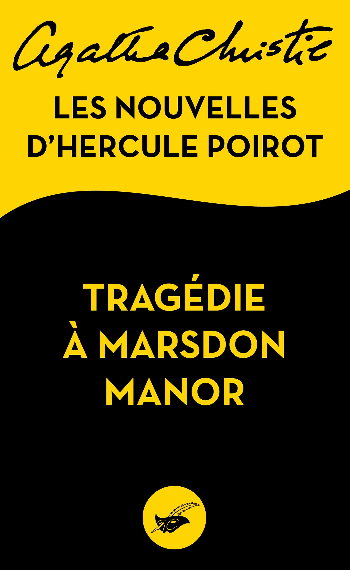 Tragédie à Marsdon Manor | Christie, Agatha. Auteur