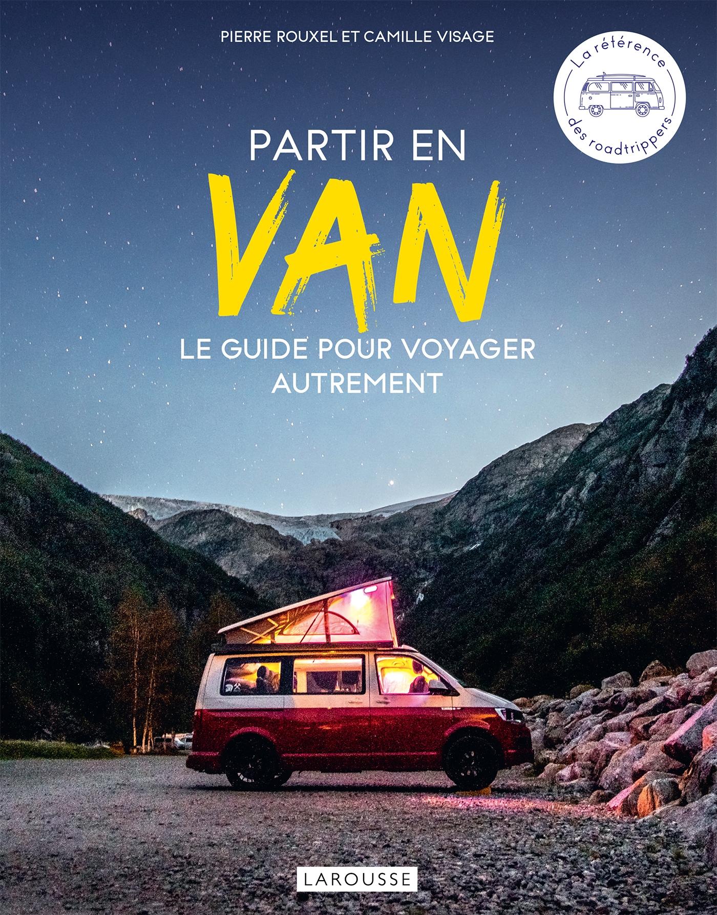 Partir en Van | Rouxel, Pierre. Auteur