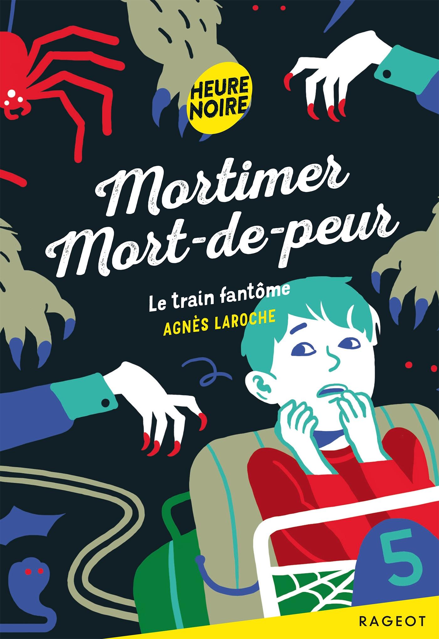 Mortimer Mort-de-peur  - Le train fantôme |