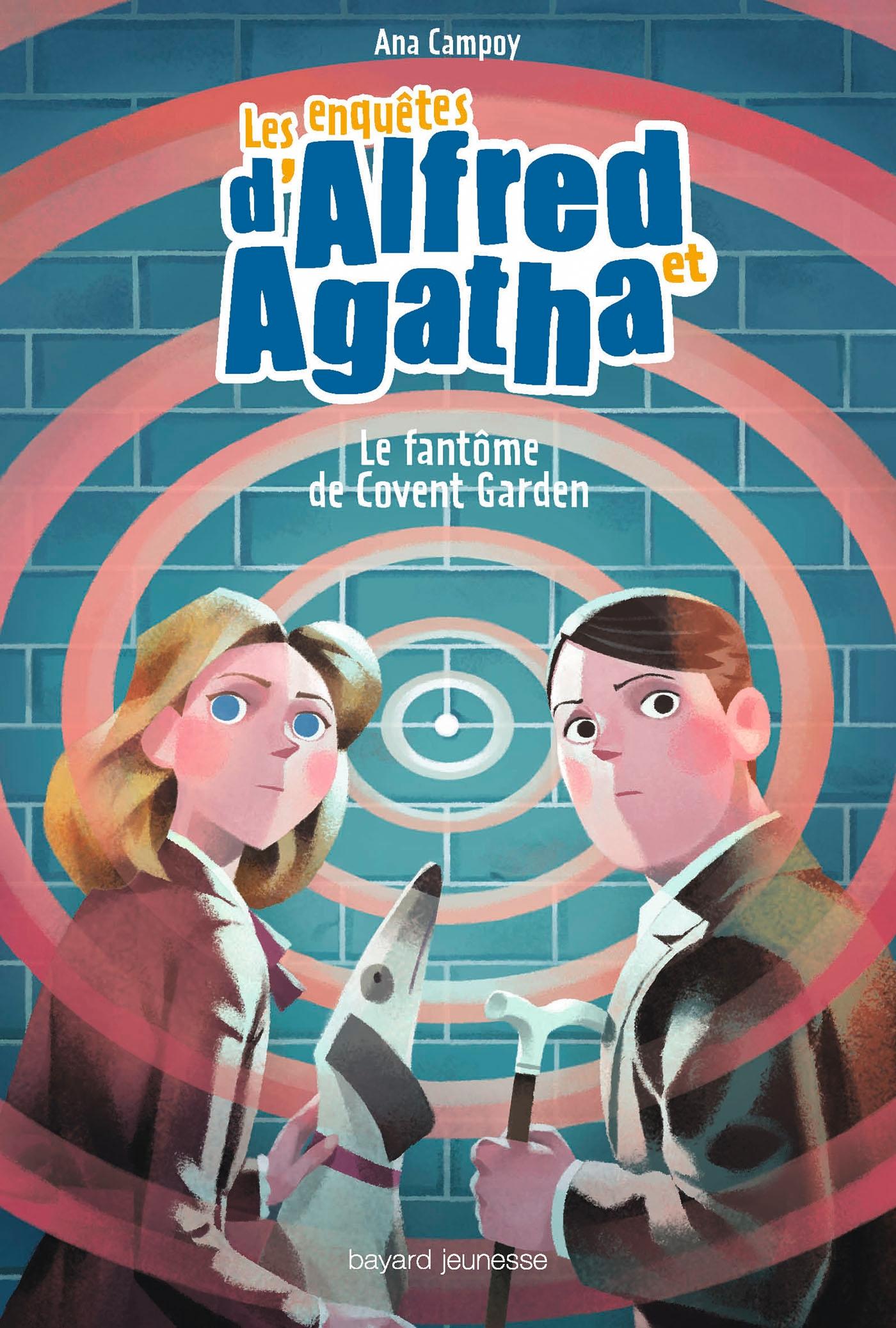 Les enquêtes d'Alfred et Agatha, Tome 06 |