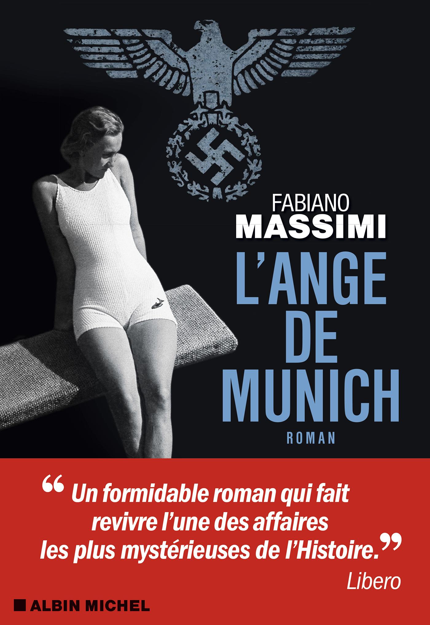 L'Ange de Munich | Massimi, Fabiano