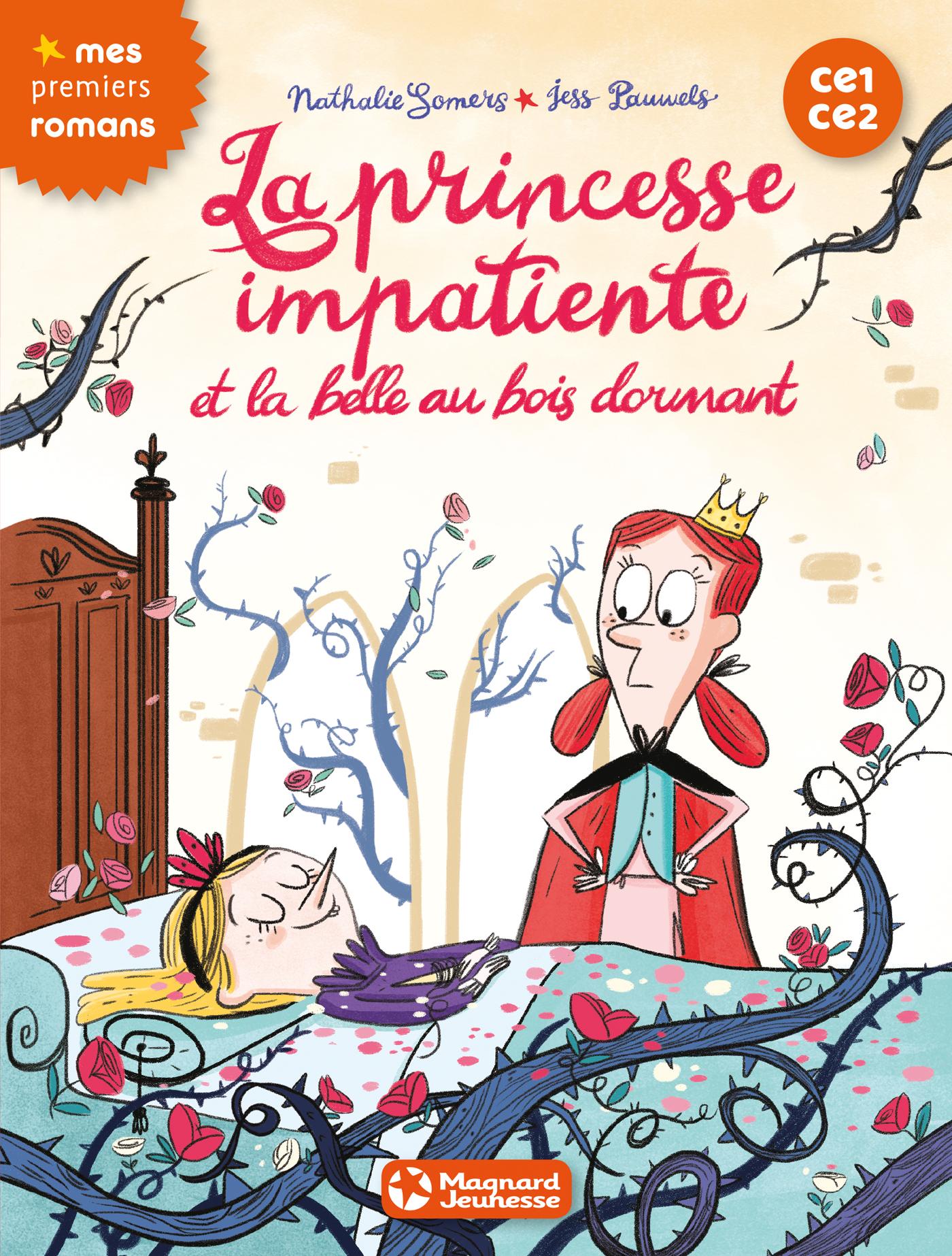 La Princesse impatiente et la belle au bois dormant | Somers, Nathalie. Auteur