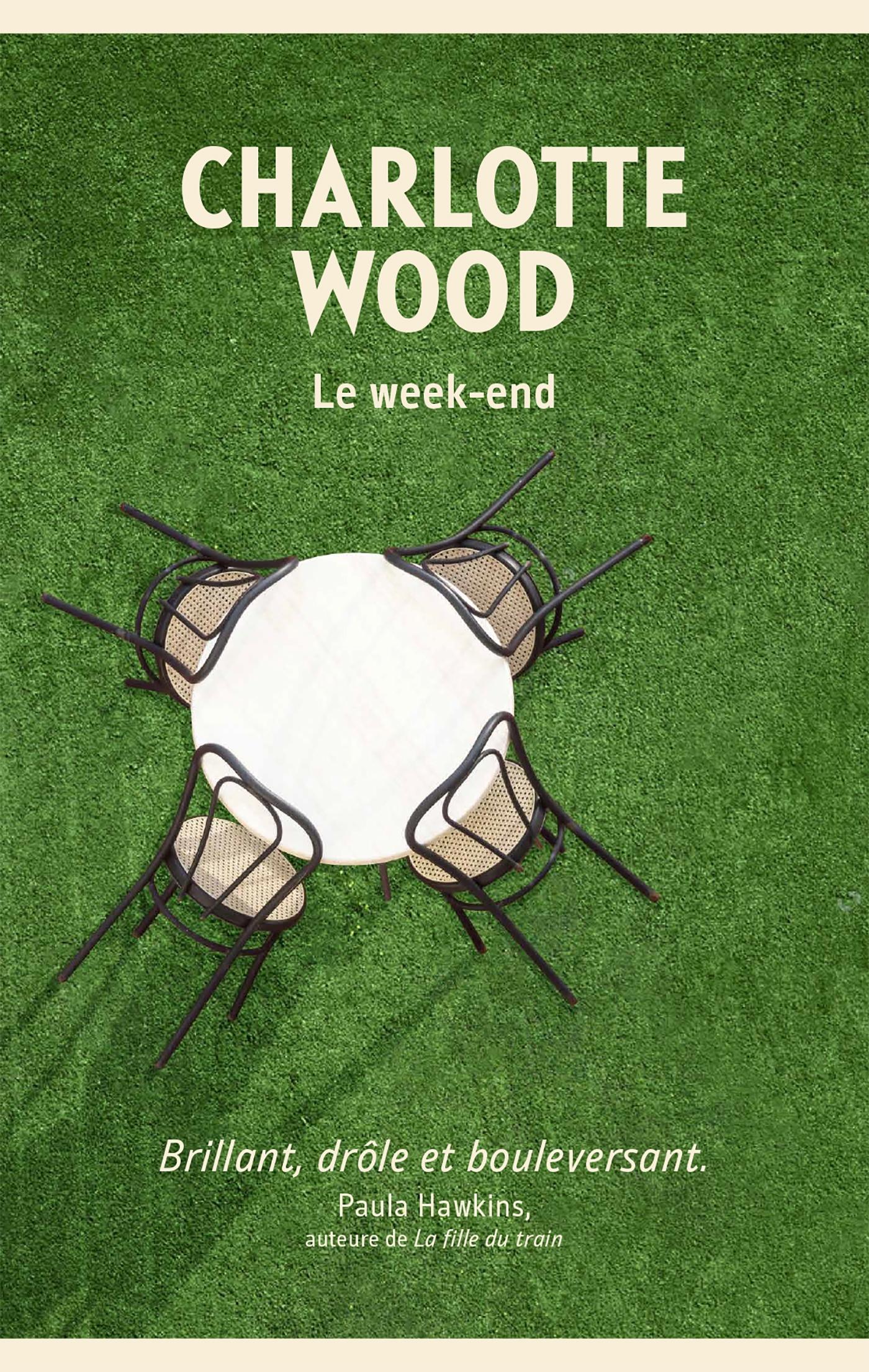Le week-end | Wood, Charlotte. Auteur