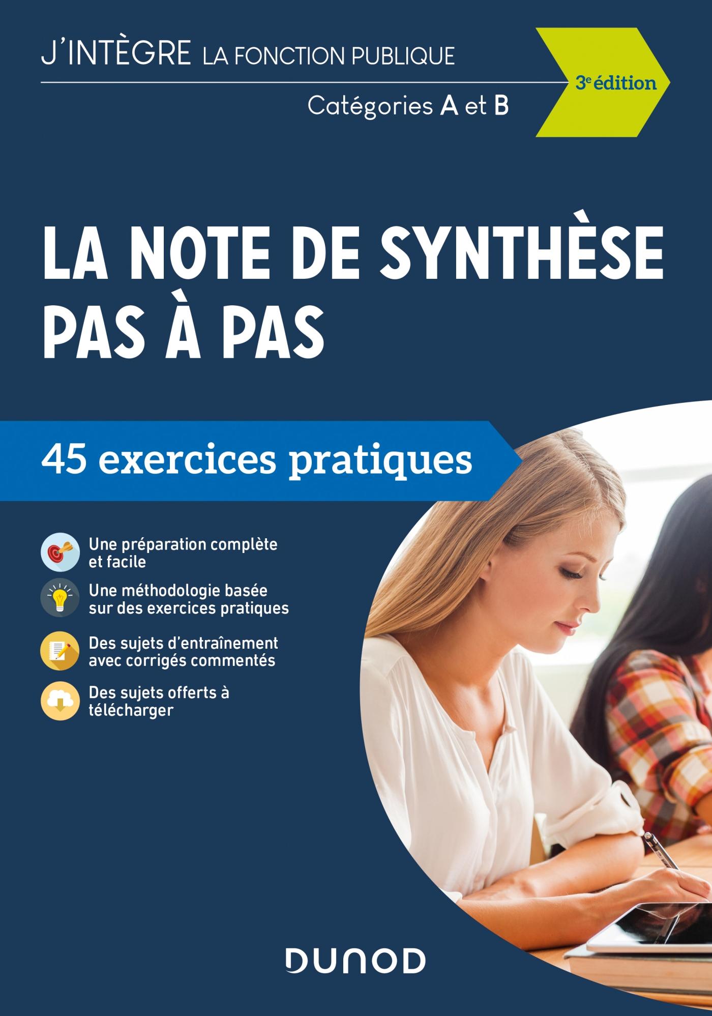 La note de synthèse pas à pas - 3e éd. | Beck, Pierre. Auteur