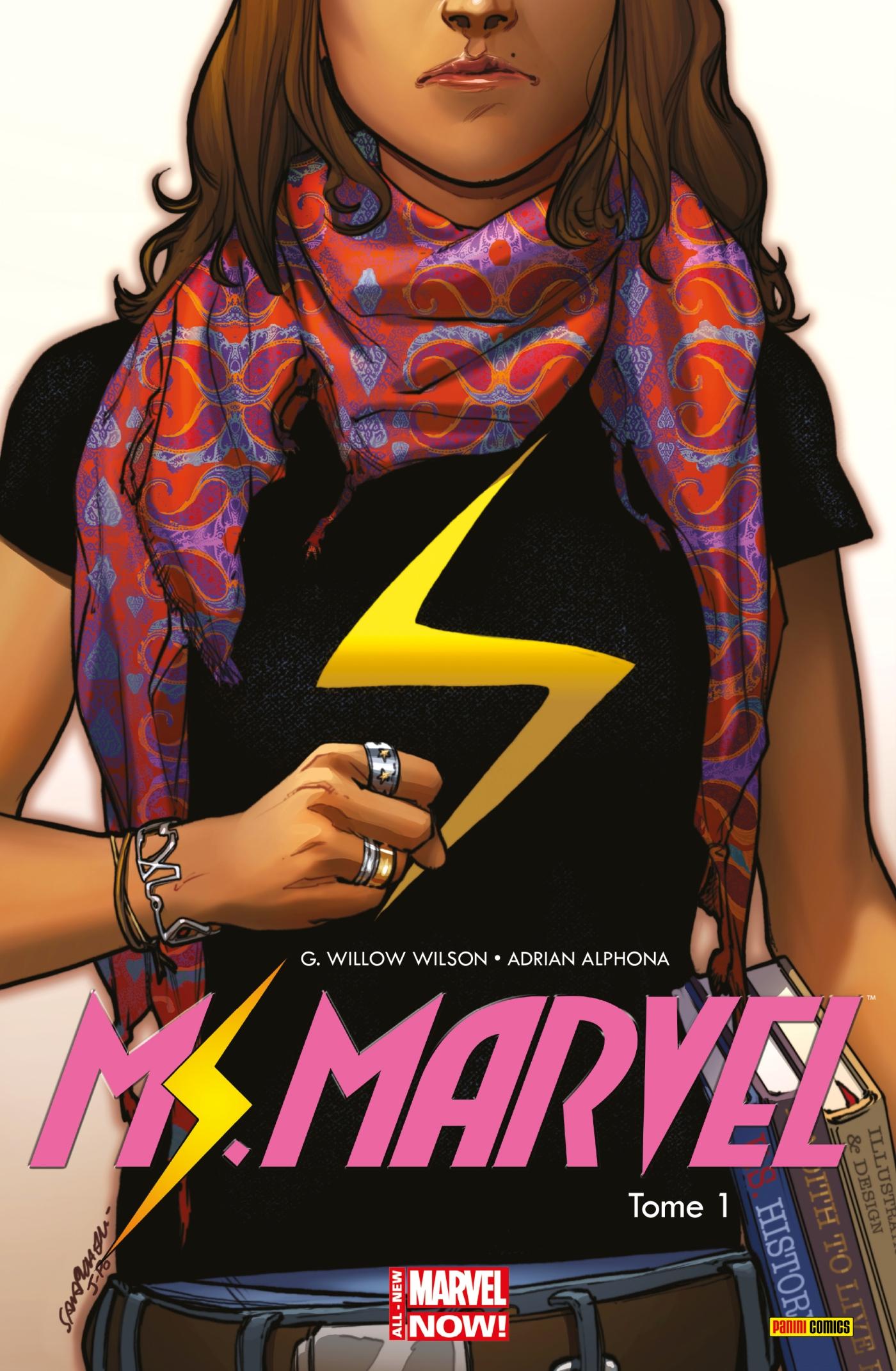 Ms. Marvel (2014) T01 | Wilson, G. Willow. Auteur