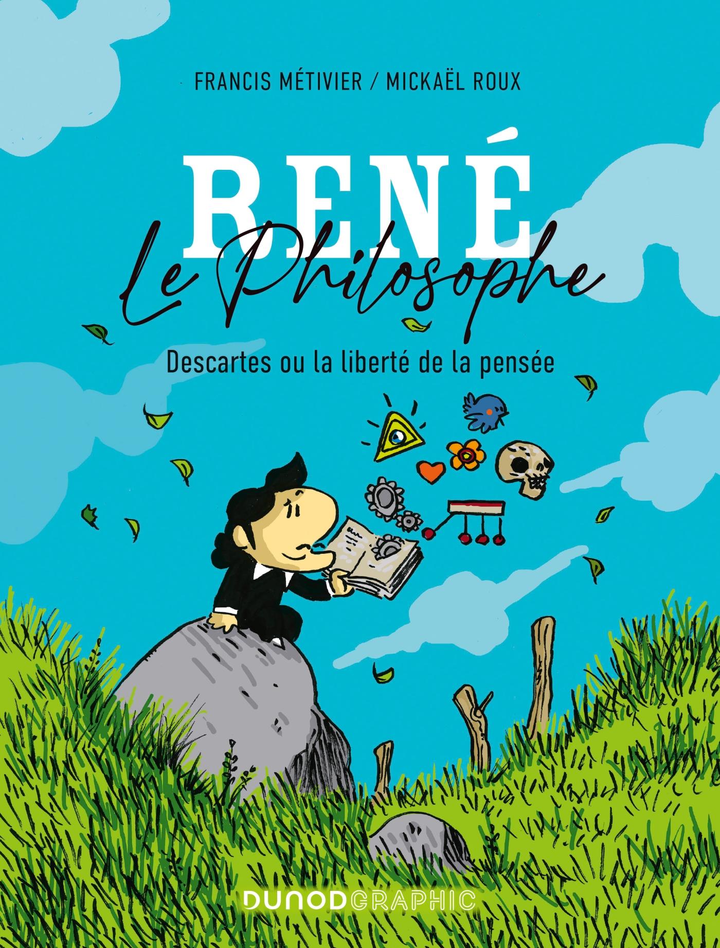 René le philosophe | Métivier, Francis. Auteur