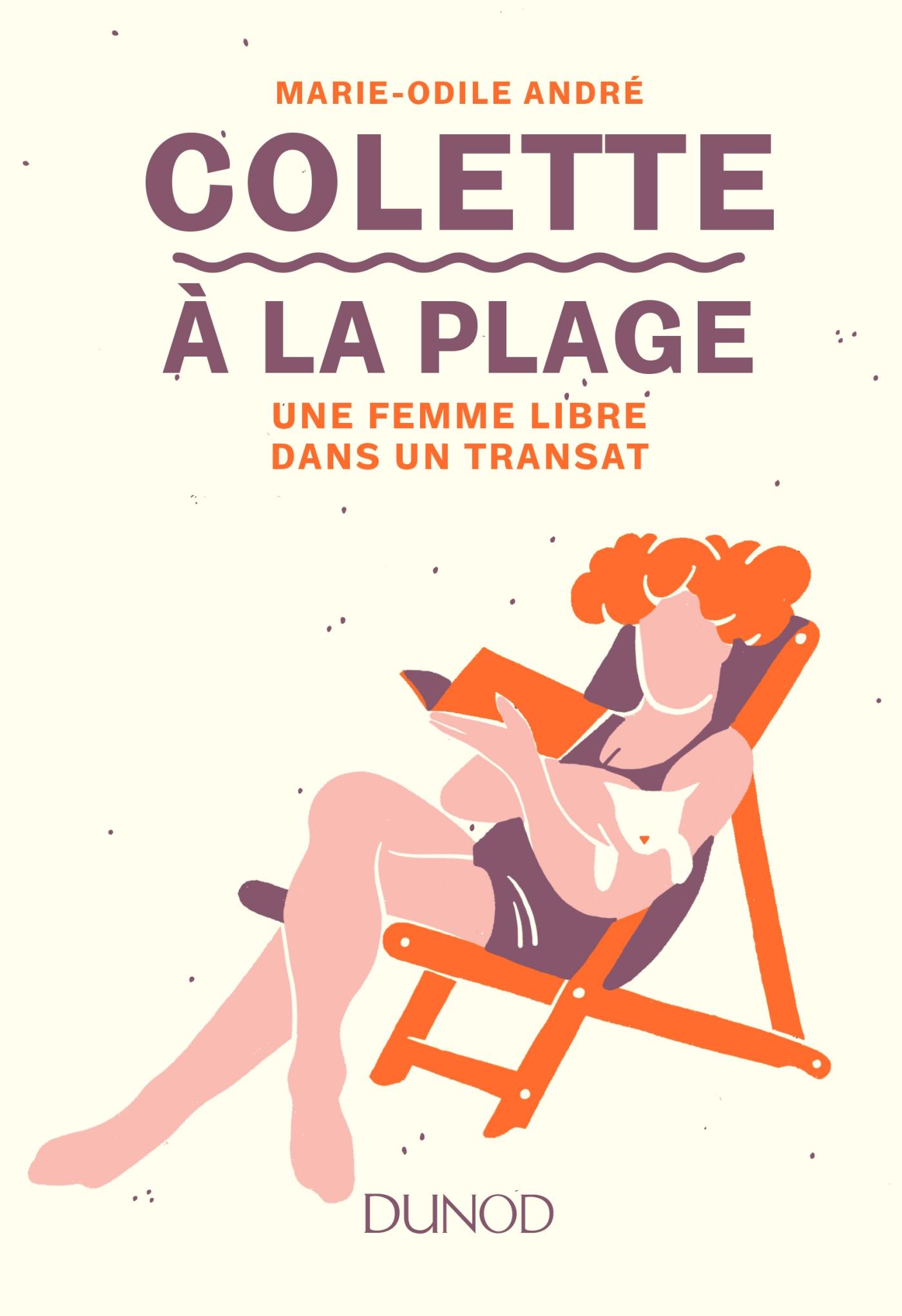 Colette à la plage | André, Marie-Odile. Auteur