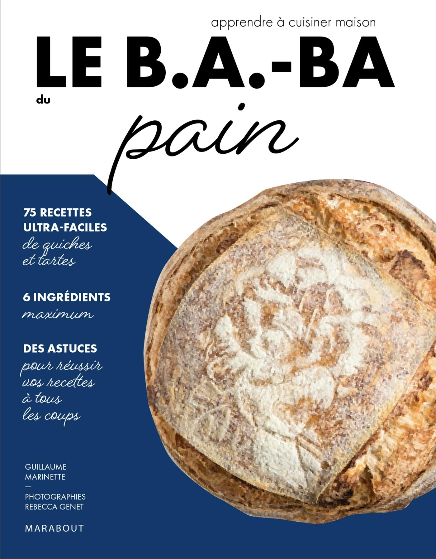 Le B.A.-BA du pain | Black, Keda. Auteur
