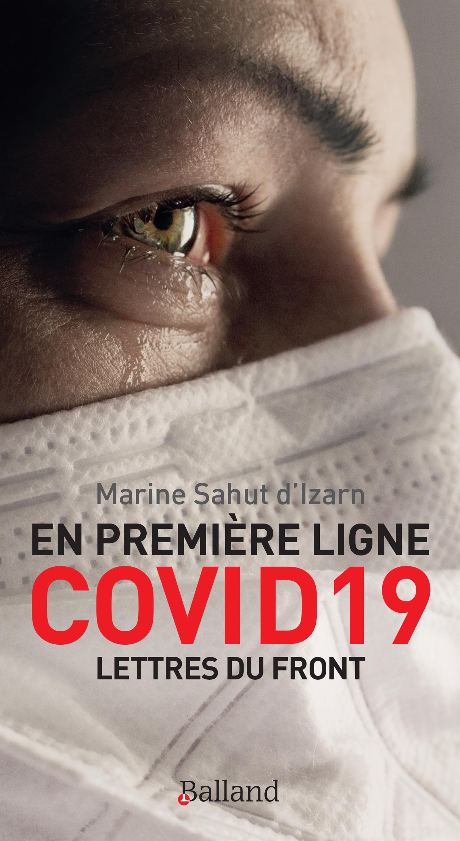 En première ligne COVID 19 | Sahut d'Izarn, Marine. Auteur